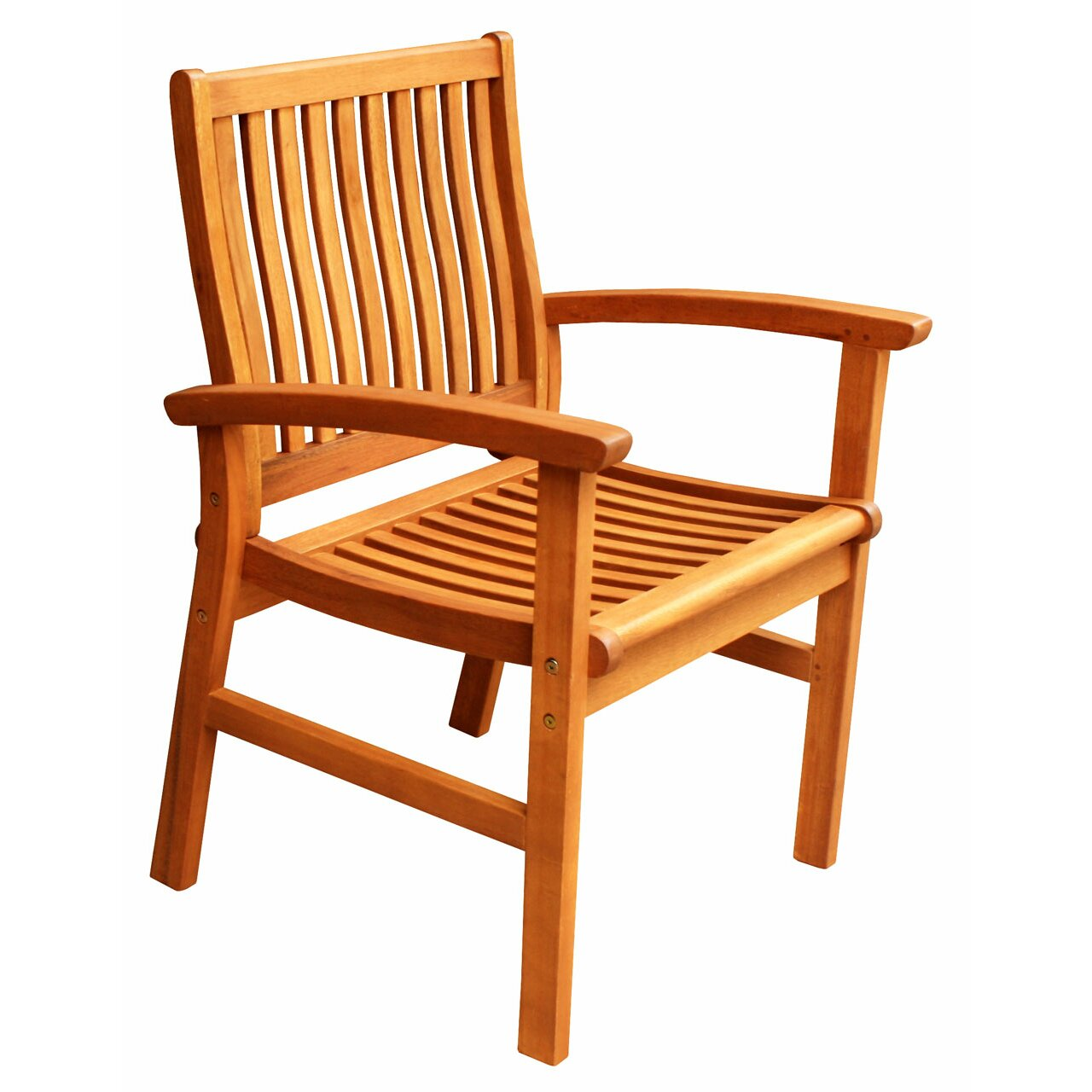 Alkbrands Luunguyen Hawaii Patio Arm Chair Amp Reviews Wayfair