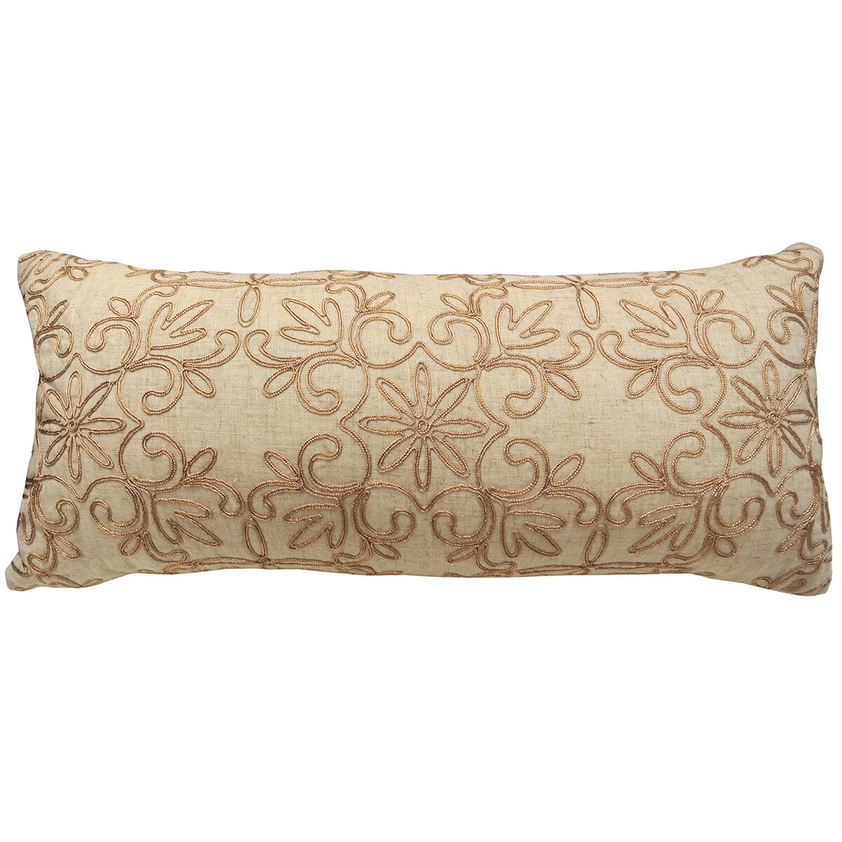 Throw Pillow Bolster : Artistic Linen Bolster Decorative 12