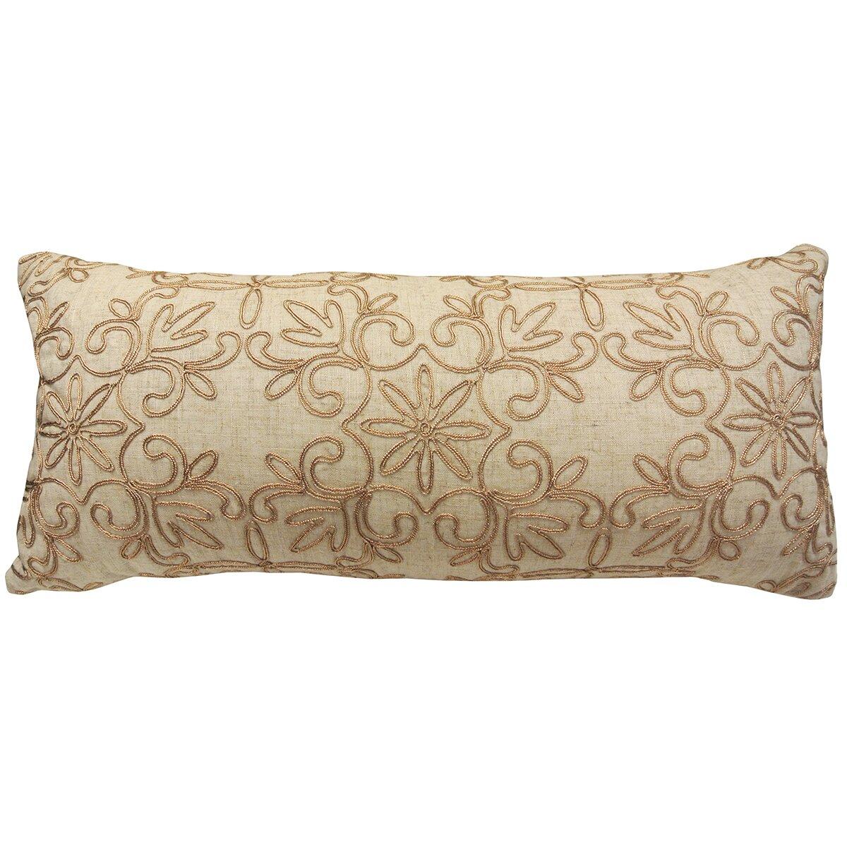 Artistic Linen Bolster Decorative 12
