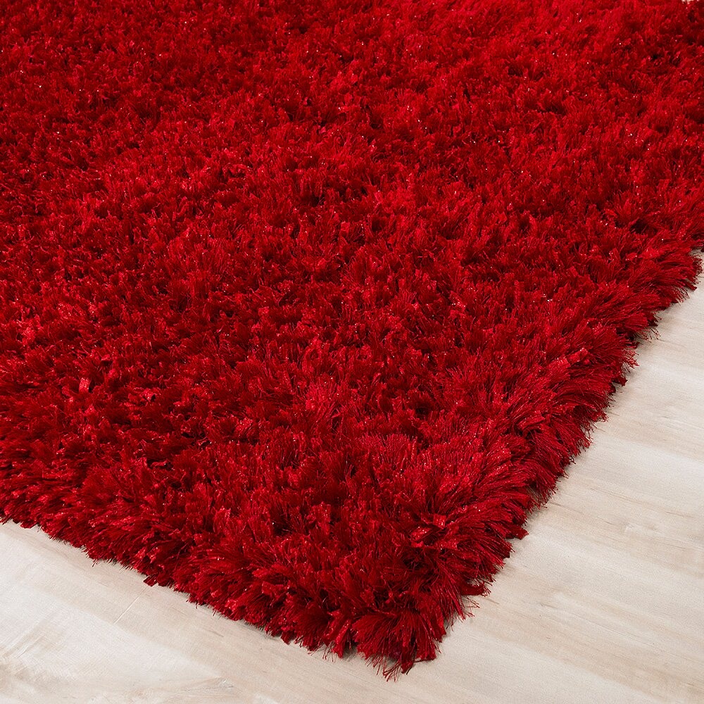allstar rugs handmade red area rug wayfair