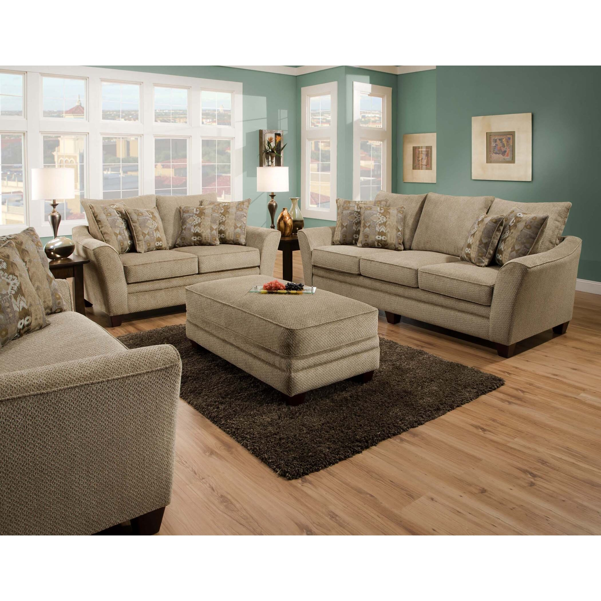 Ashland Living Room Collection By Franklin