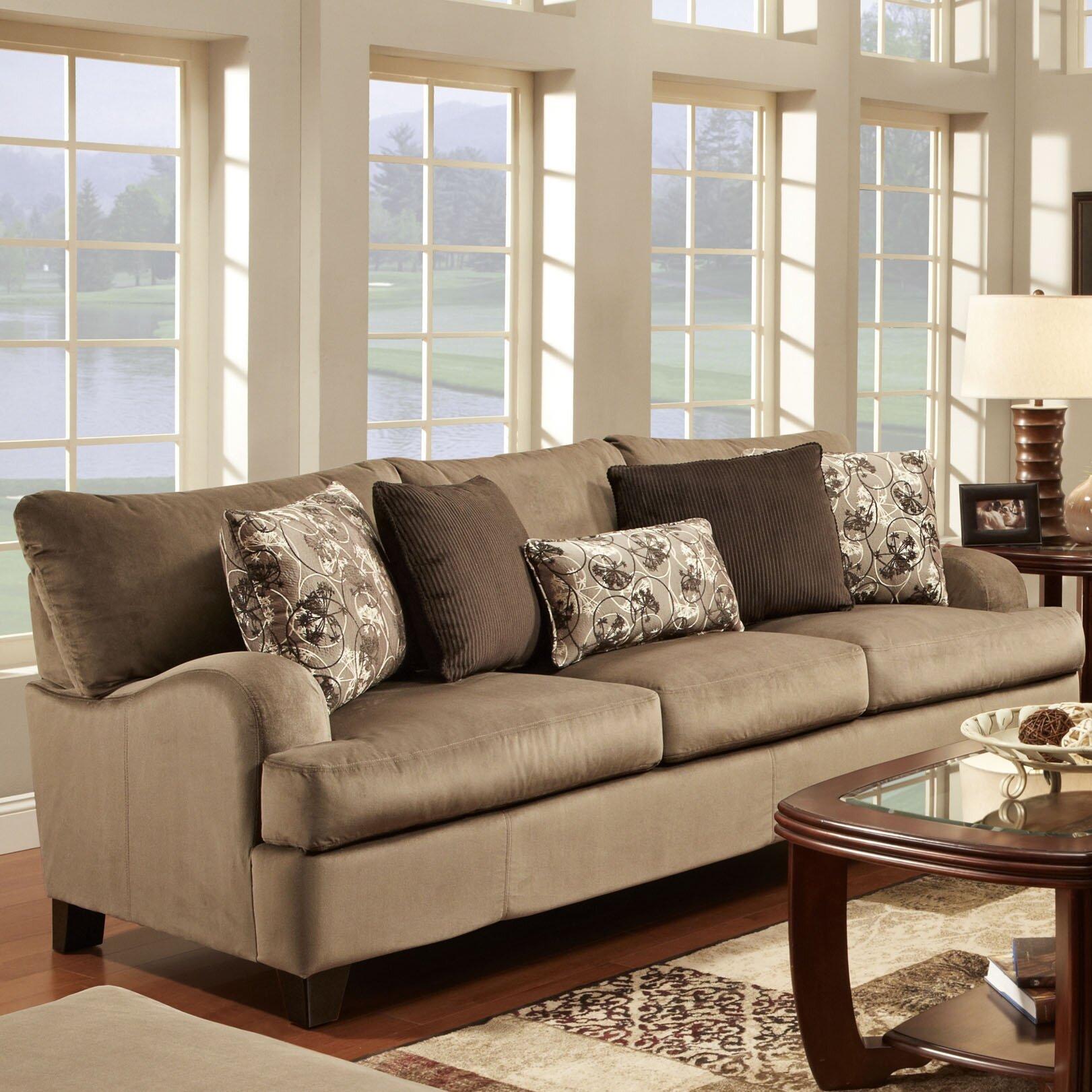 franklin soho living room collection reviews wayfair