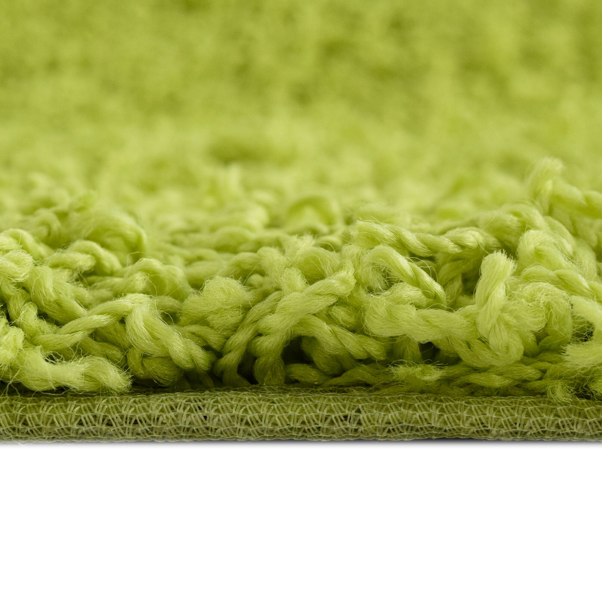 Lime Green Rugs For Kitchen: Rug Studio Shag-Ola Lime Green Area Rug & Reviews