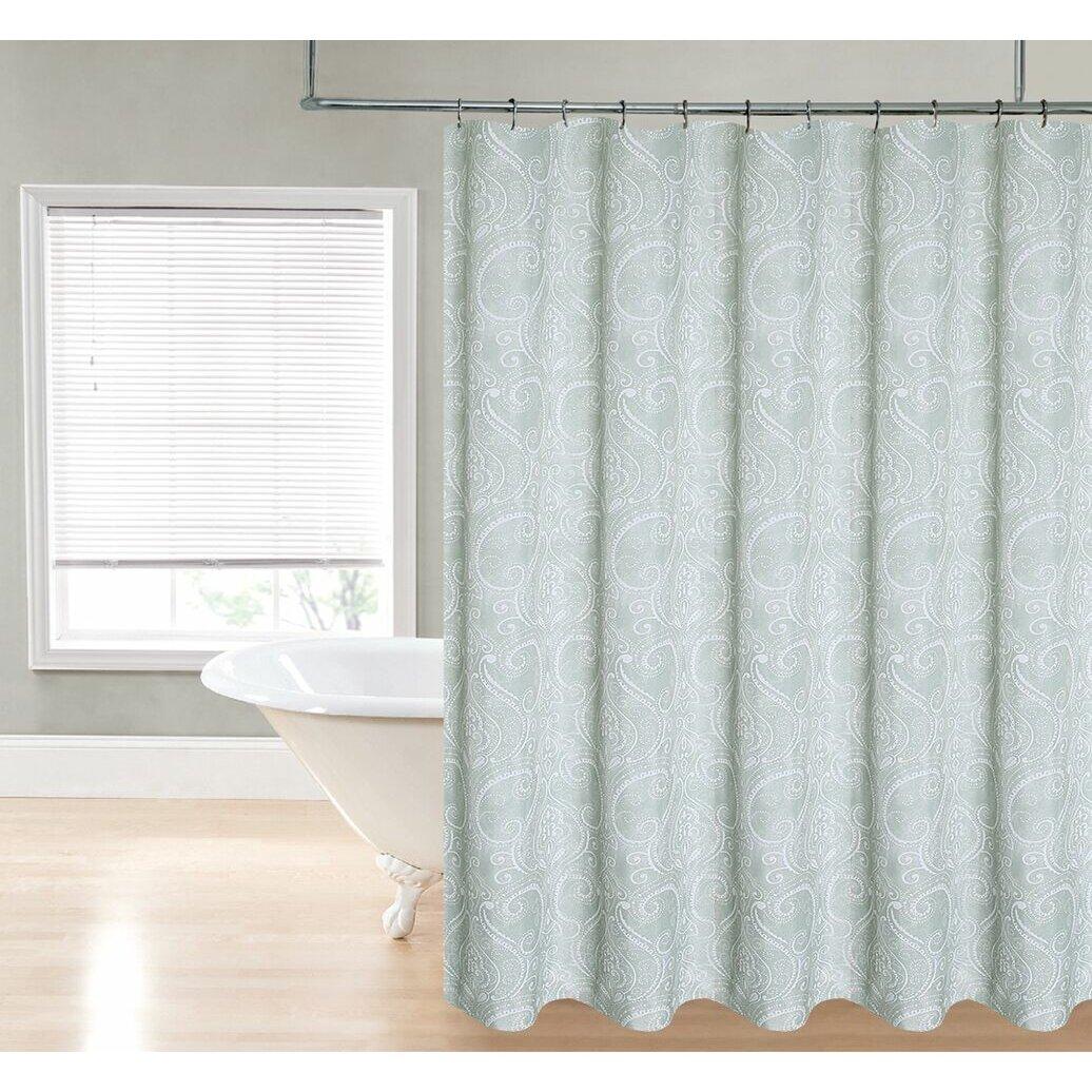 Ben And Jonah Royal Bath Paisley Shower Curtain