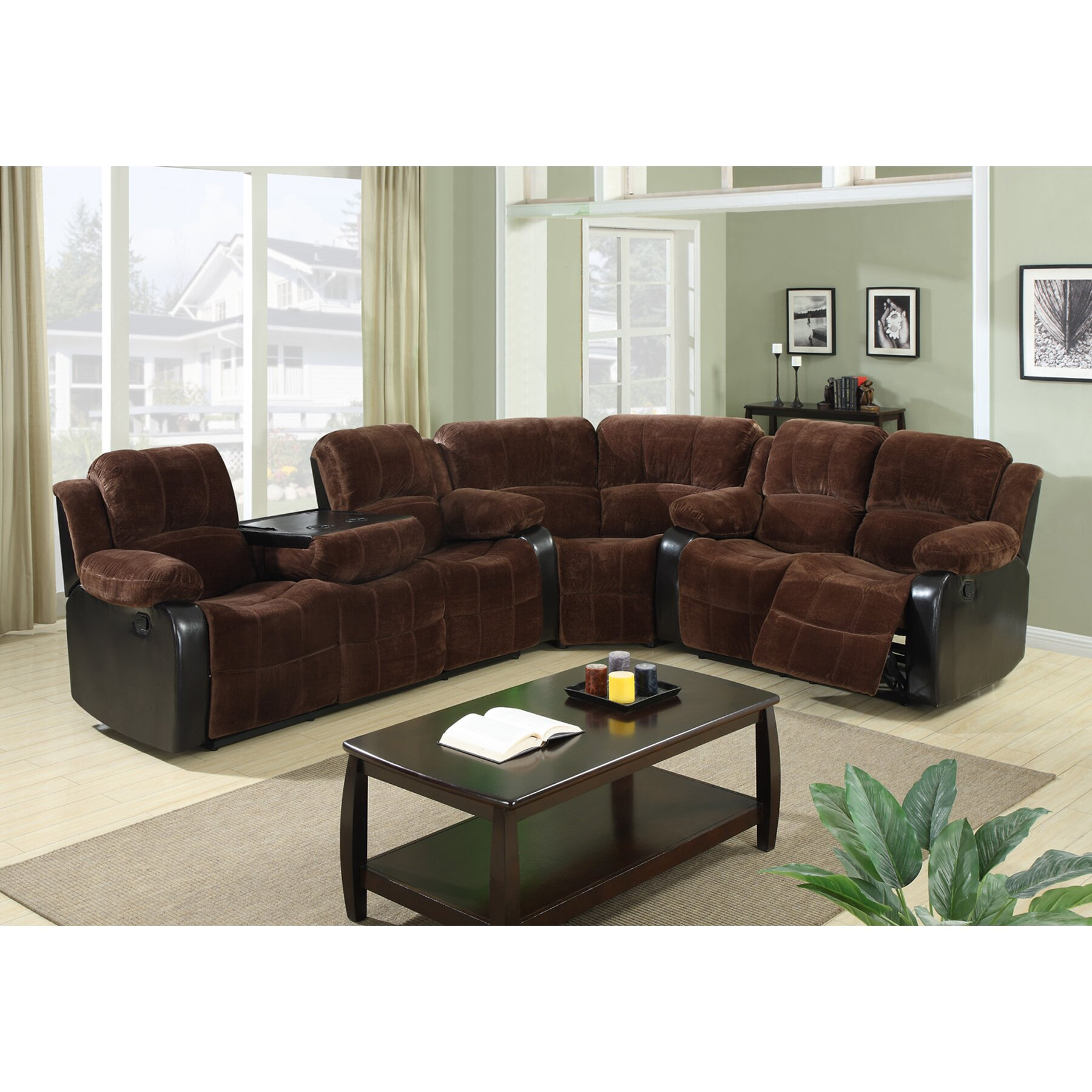 Best quality furniture fabric sectional wayfair for Best quality furniture