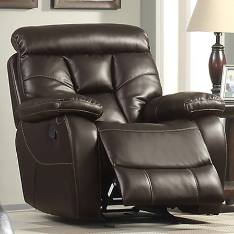 Best quality furniture rocker recliner wayfair for Best quality furniture