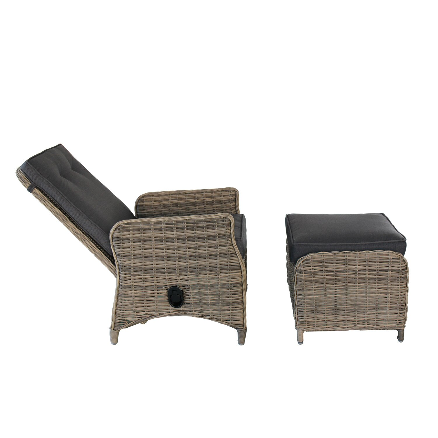 Rattan Dining Room Chairs Magari Modern Contemporary Outdoor Pool Patio Furniture