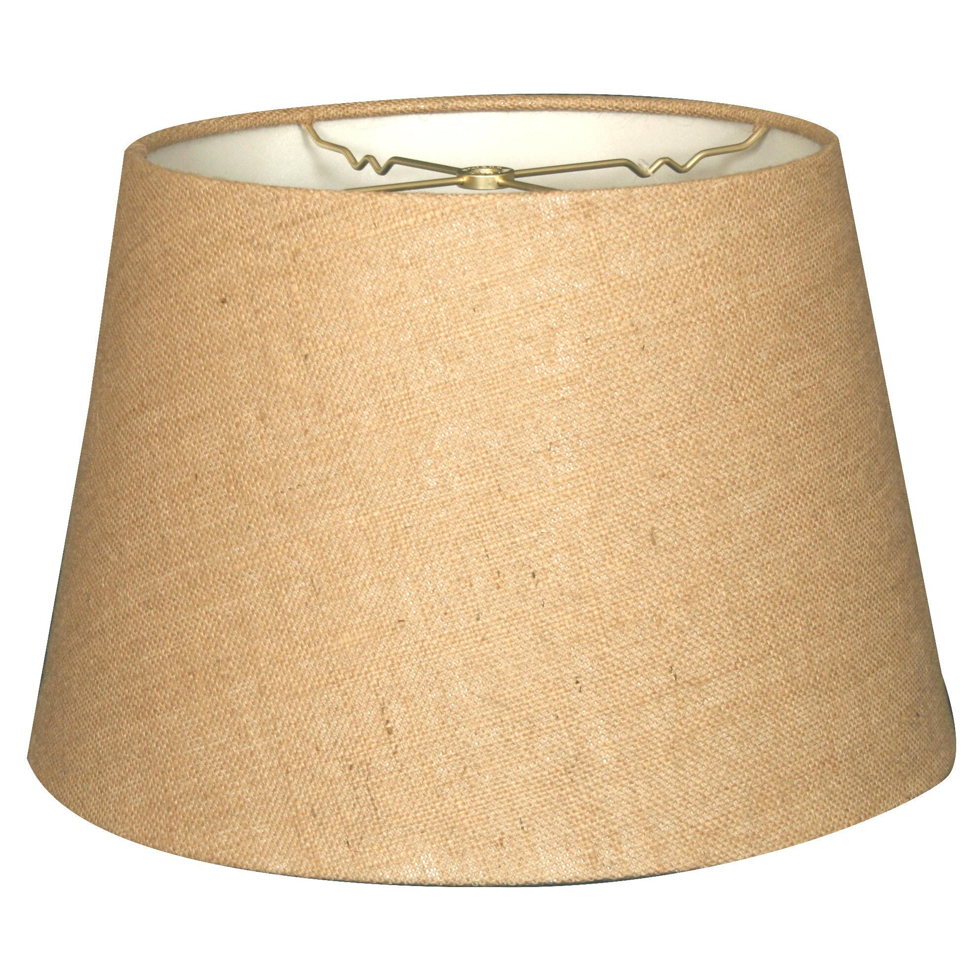 16 timeless burlap tapered shallow drum lamp shade by royaldesigns. Black Bedroom Furniture Sets. Home Design Ideas