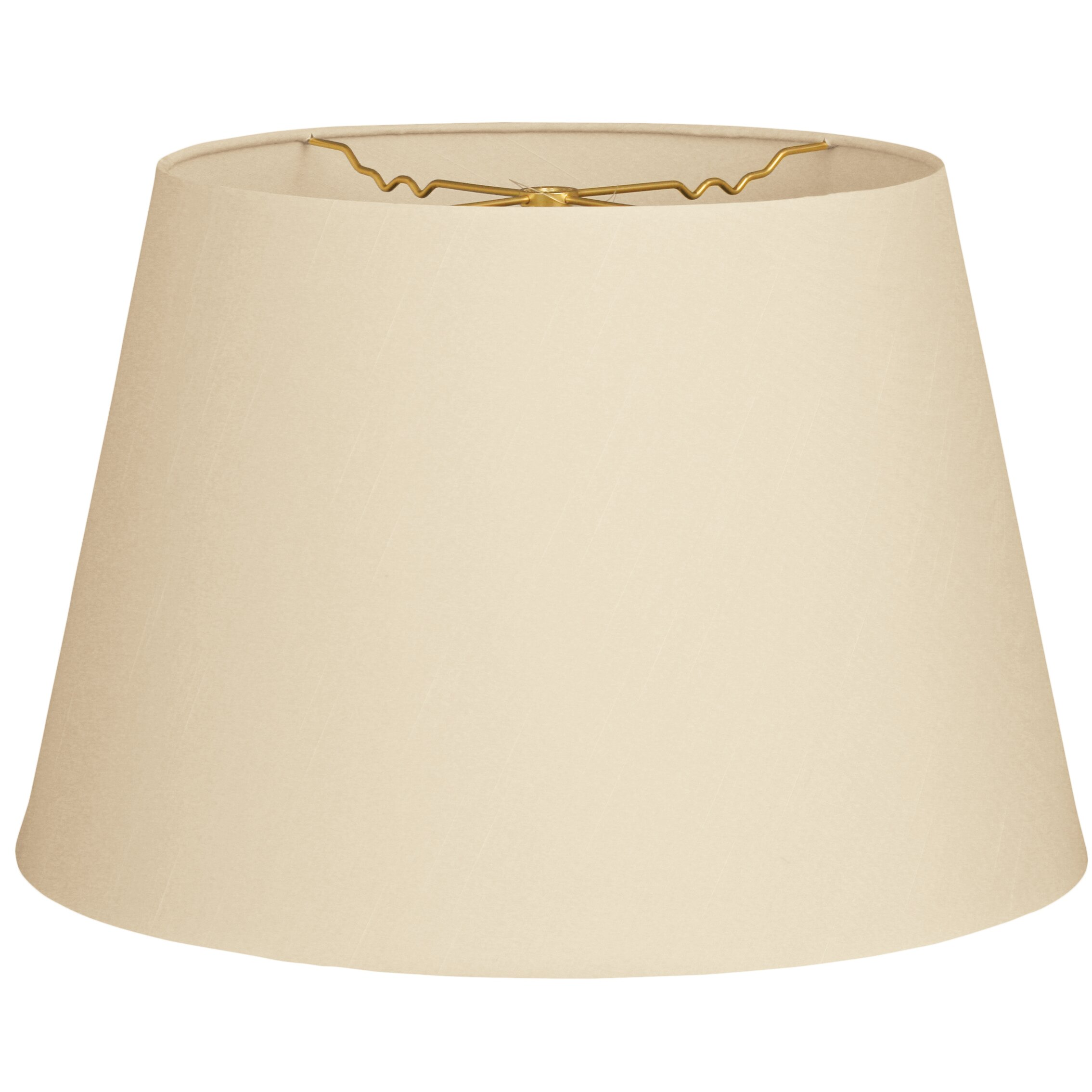 18 timeless shantung tapered shallow drum lamp shade. Black Bedroom Furniture Sets. Home Design Ideas