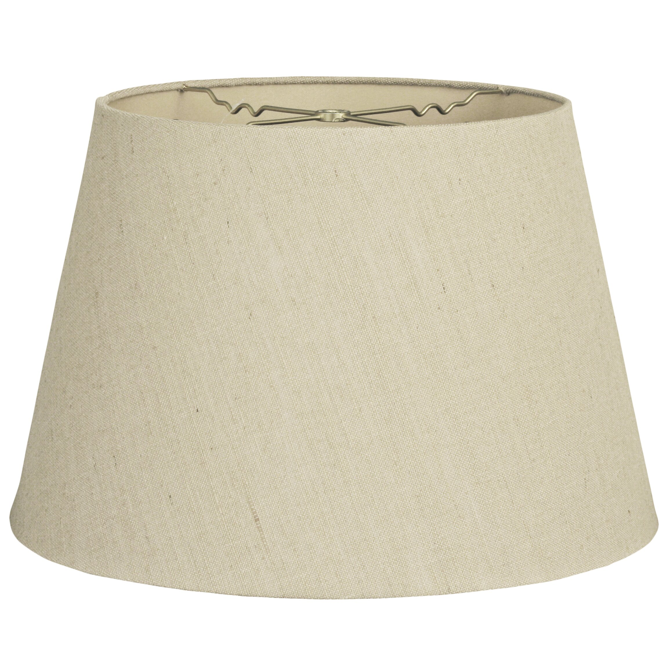 12 timeless linen tapered shallow drum lamp shade by royaldesigns. Black Bedroom Furniture Sets. Home Design Ideas