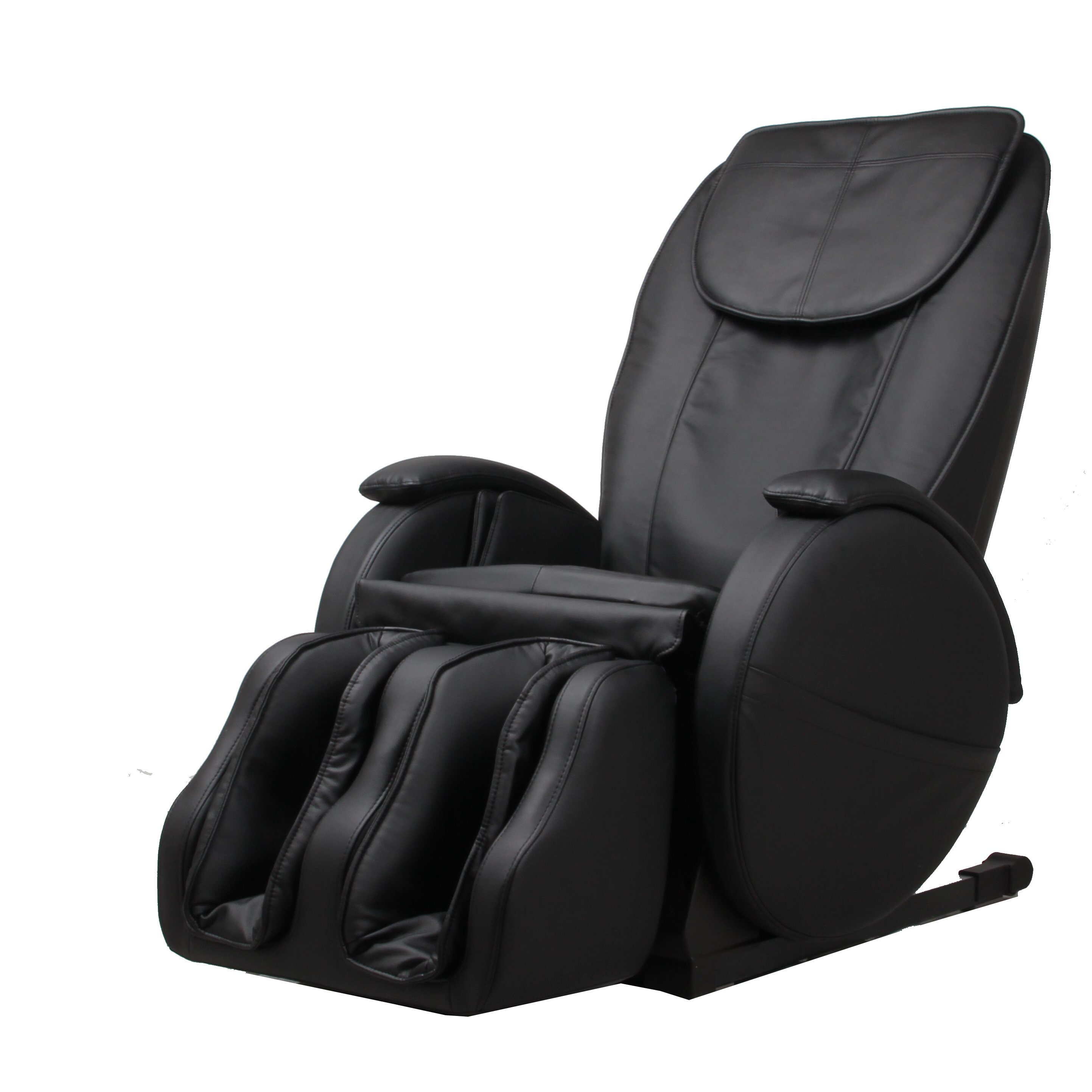 Dynamic massage chairs hampton edition faux leather zero for Living room zero gravity chair