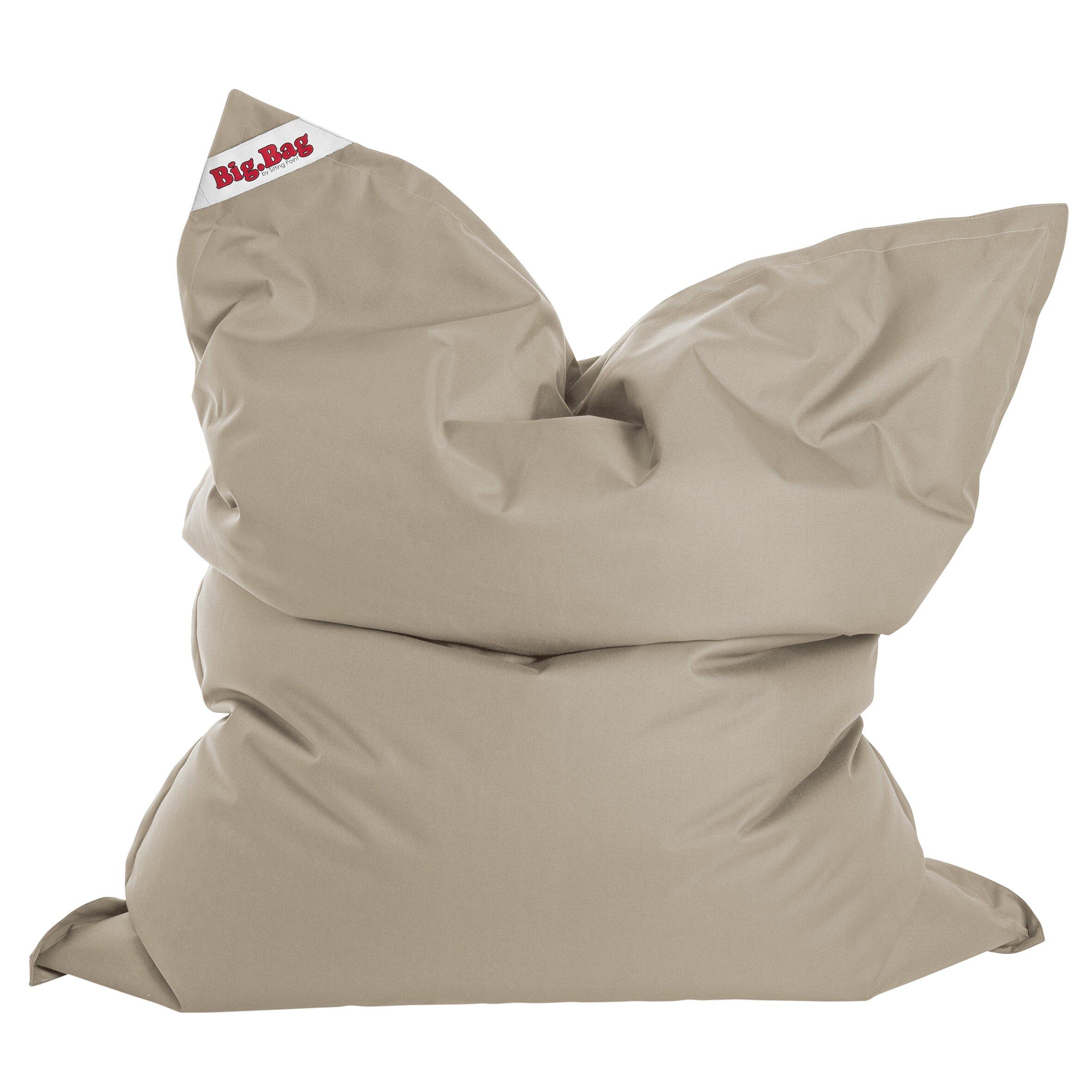 sittingpoint big bag brava bean bag chair wayfair