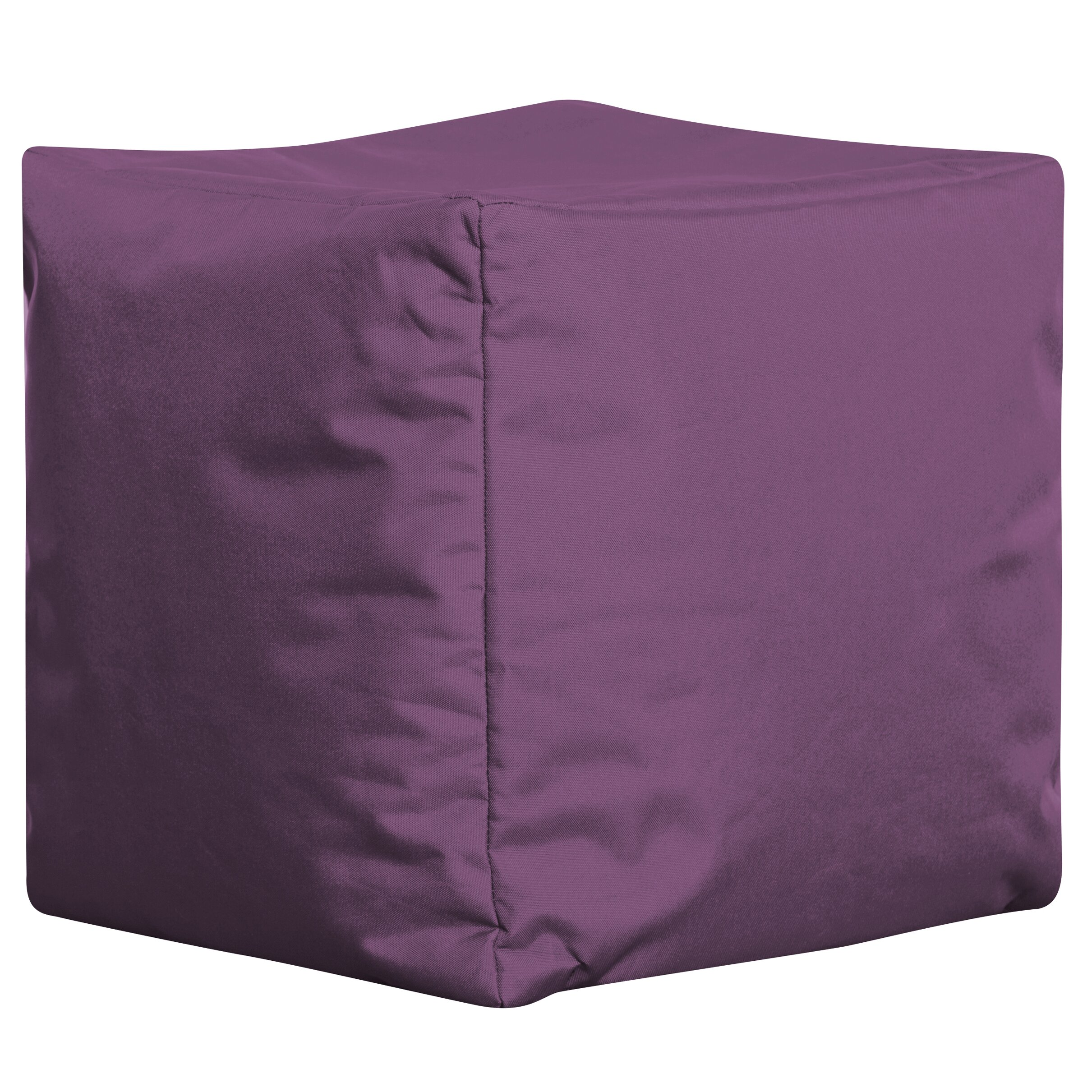 sittingpoint cube pouf ottoman reviews. Black Bedroom Furniture Sets. Home Design Ideas