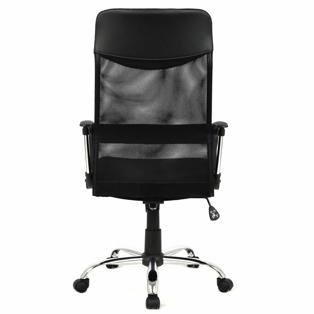 Thornton s fice Supplies High Back Mesh Desk Chair