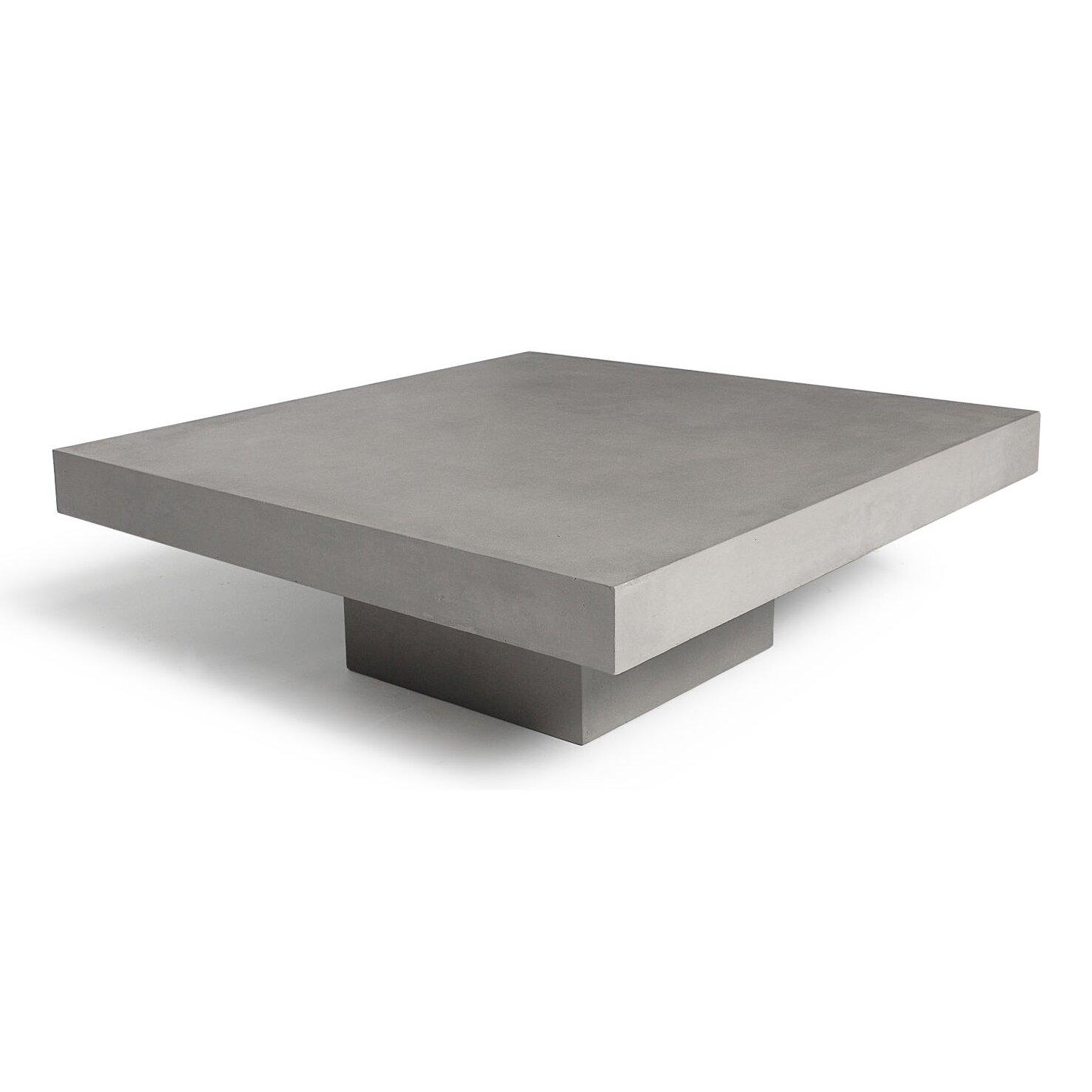 lyon beton t coffee table reviews wayfair. Black Bedroom Furniture Sets. Home Design Ideas
