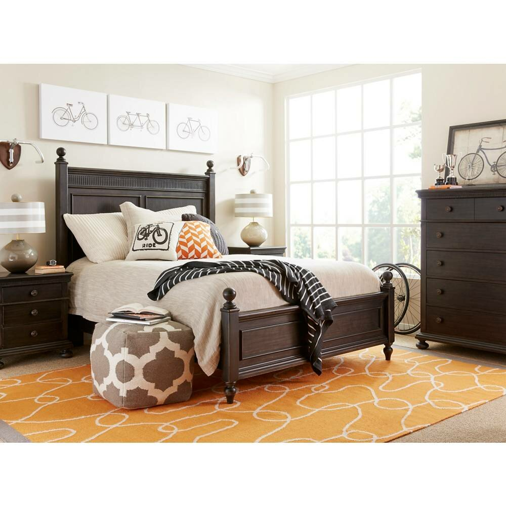 Stone Leigh By Stanley Furniture Smiling Hill Panel Customizable Bedroom Set Reviews Wayfair