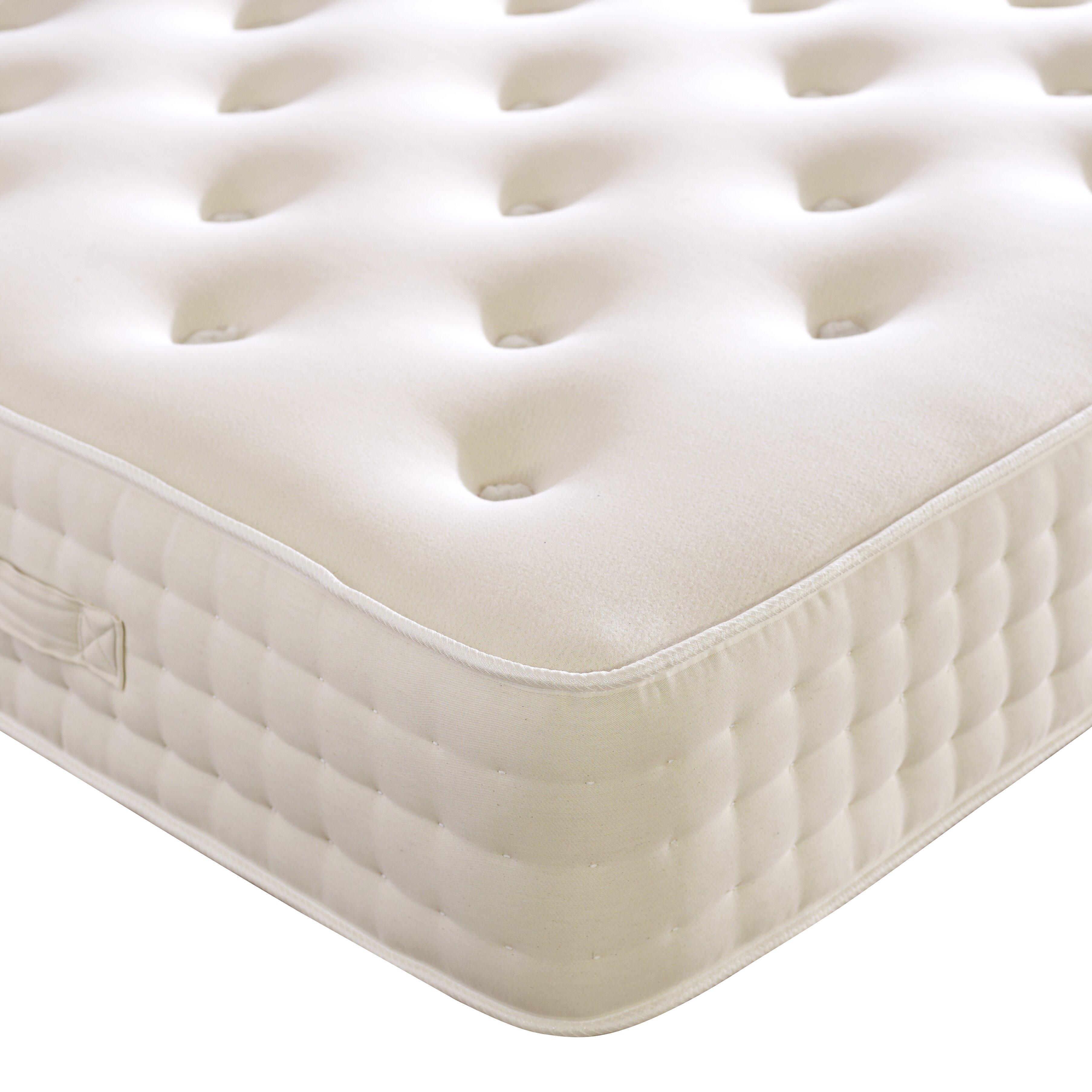shbe pocket sprung 2000 mattress reviews wayfair uk. Black Bedroom Furniture Sets. Home Design Ideas