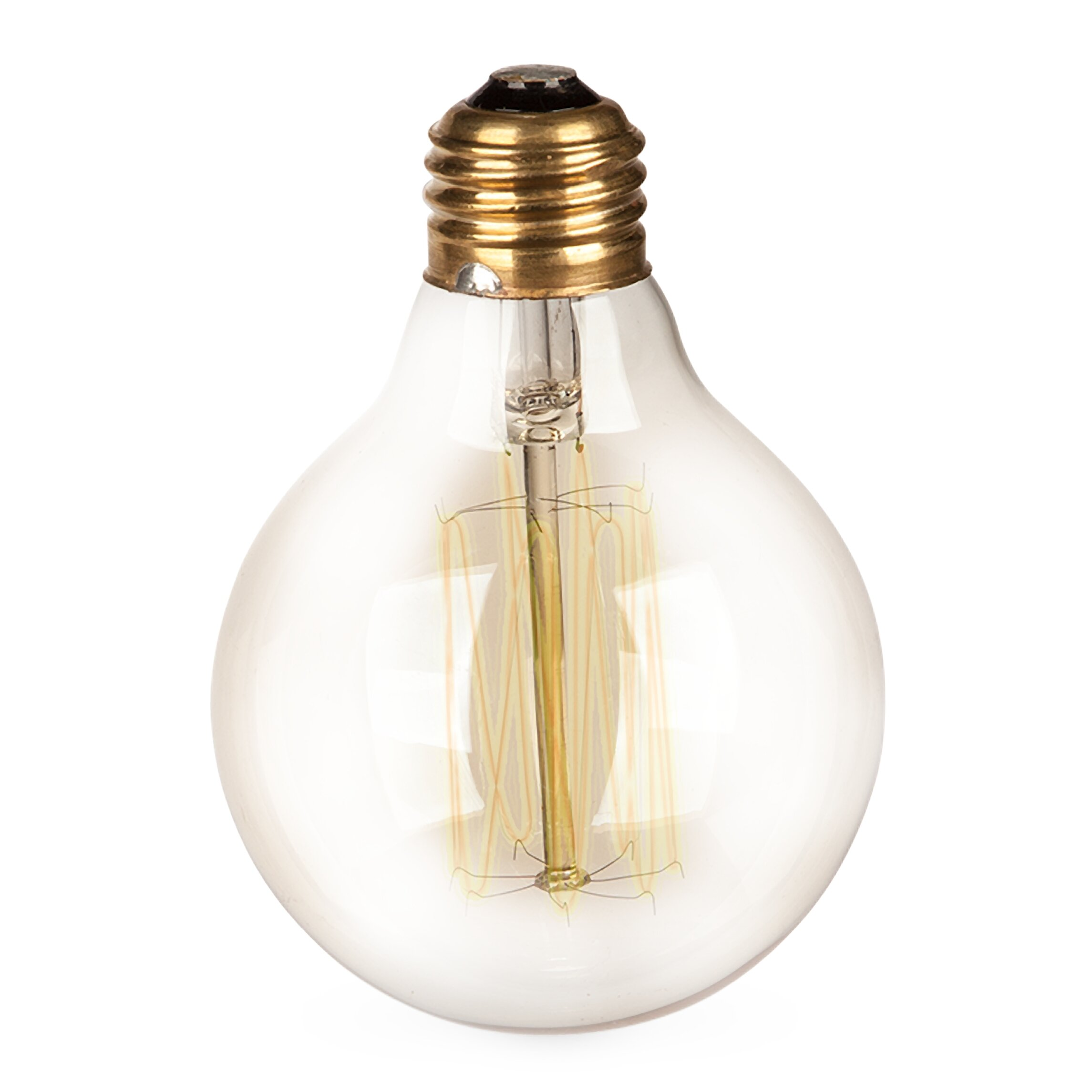 the gerson companies 20 watt incandescent light bulb wayfair. Black Bedroom Furniture Sets. Home Design Ideas