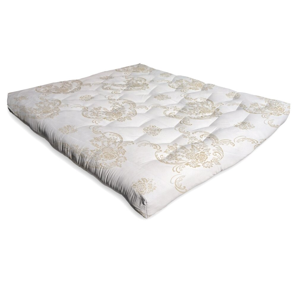"A DIAMOND 6"" Cotton Foam Futon Mattress"