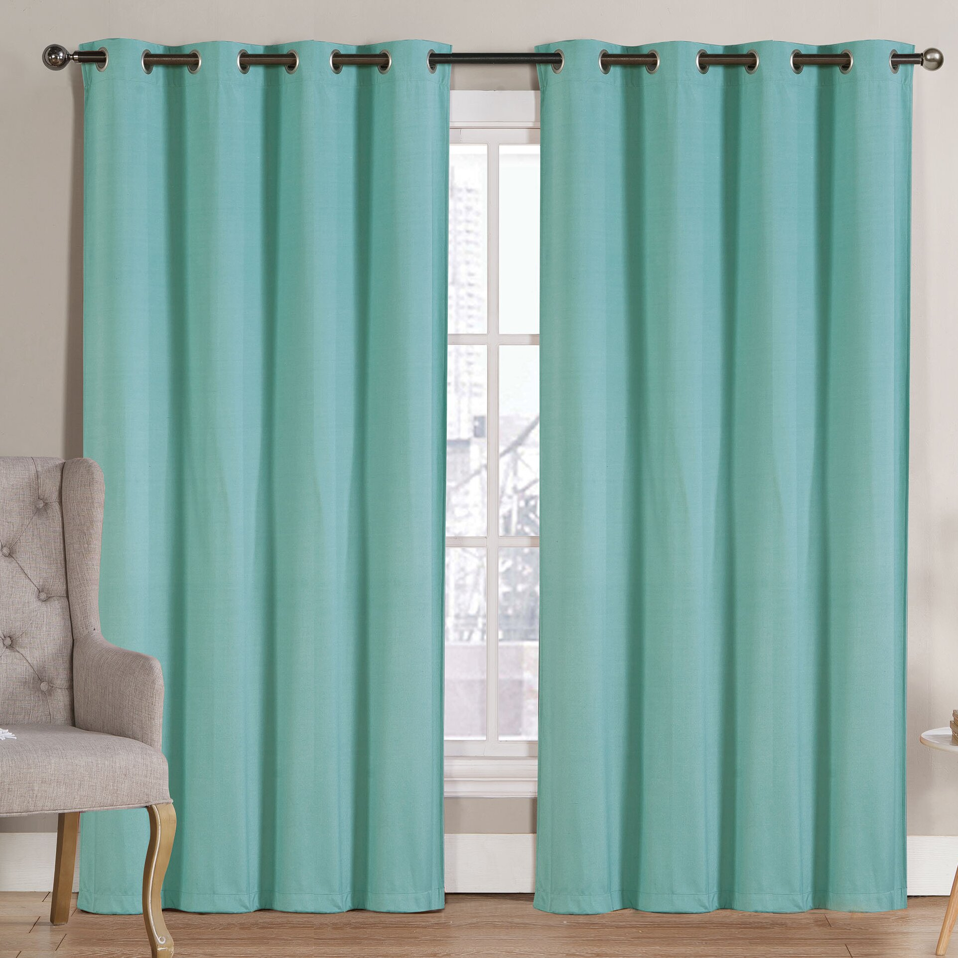 Ruthy 39 S Outlet Thermal Blackout Curtain Panels Reviews