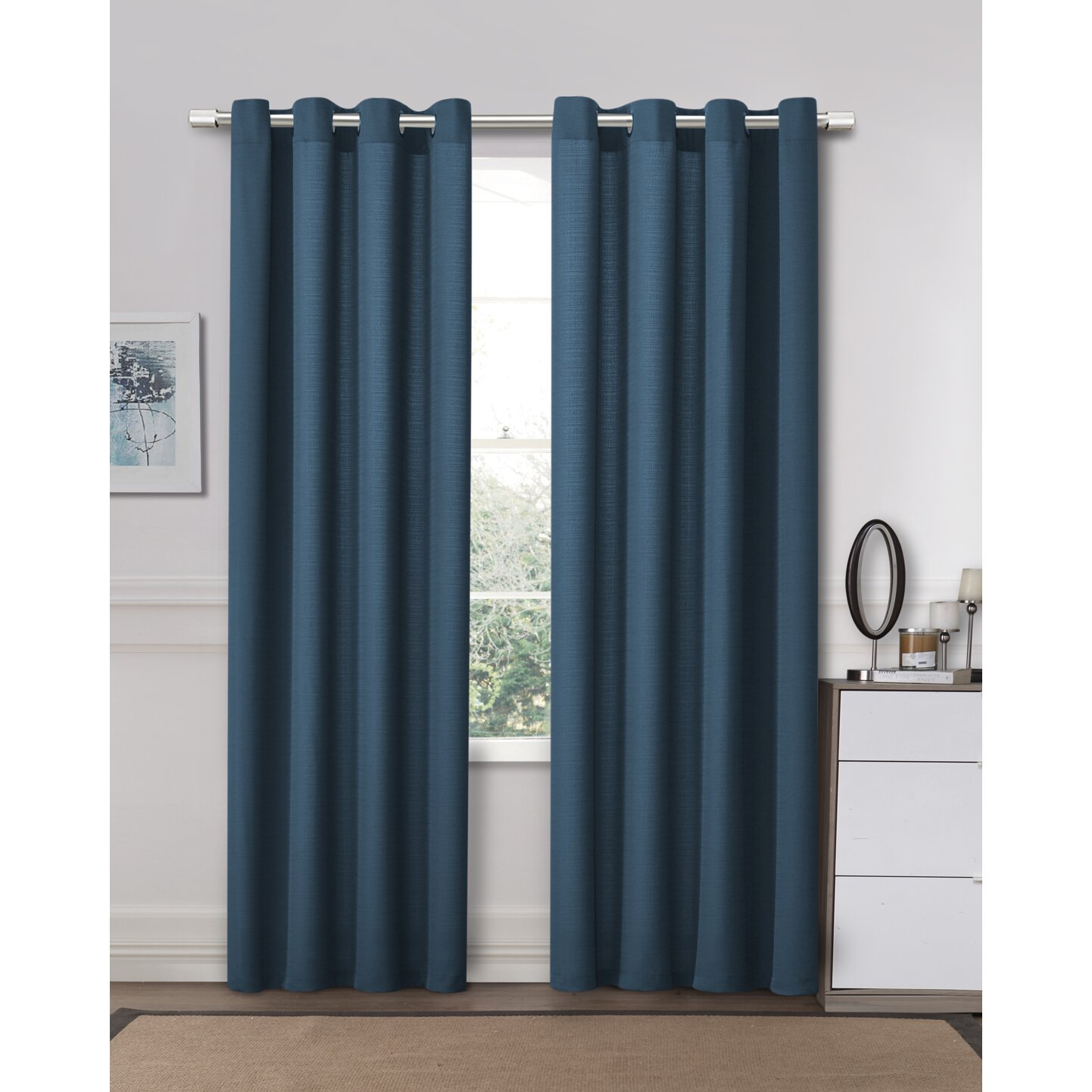 Ruthys Outlet Curtain Panels Wayfair : Curtain Panel VICLUNASLD2PC from www.wayfair.com size 1442 x 1442 jpeg 263kB