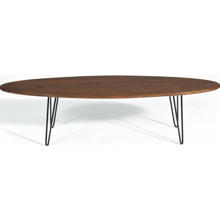 Gingko Home Furnishings Surfboard Coffee Table