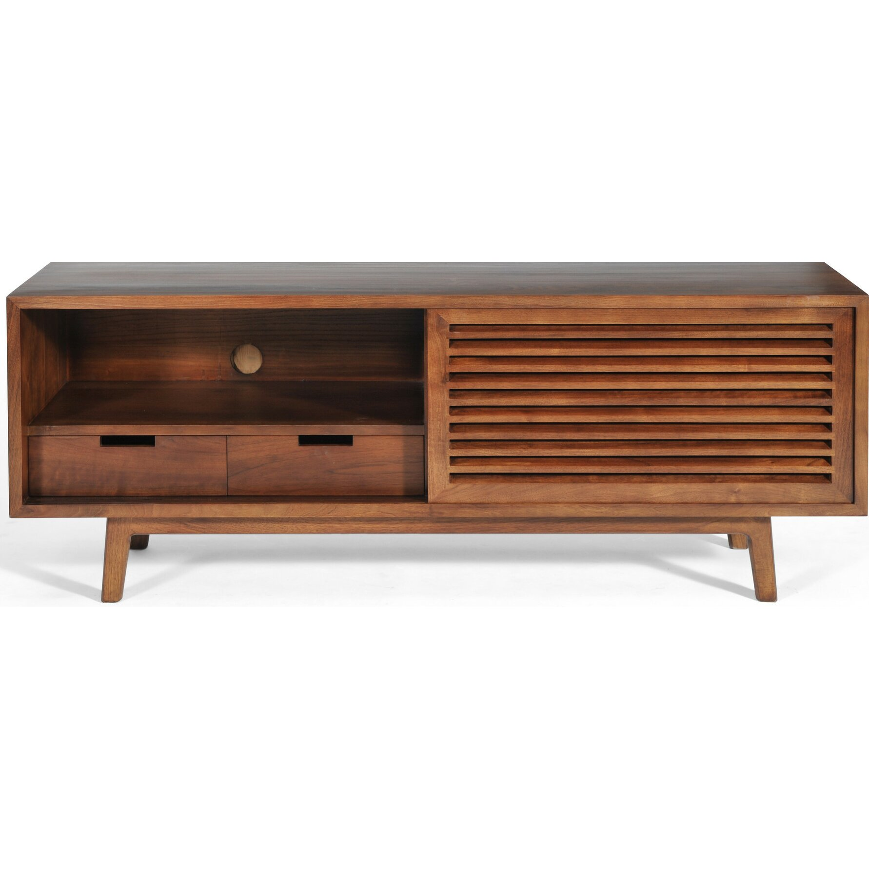 Gingko Home Furnishings Lewis Tv Stand Wayfair