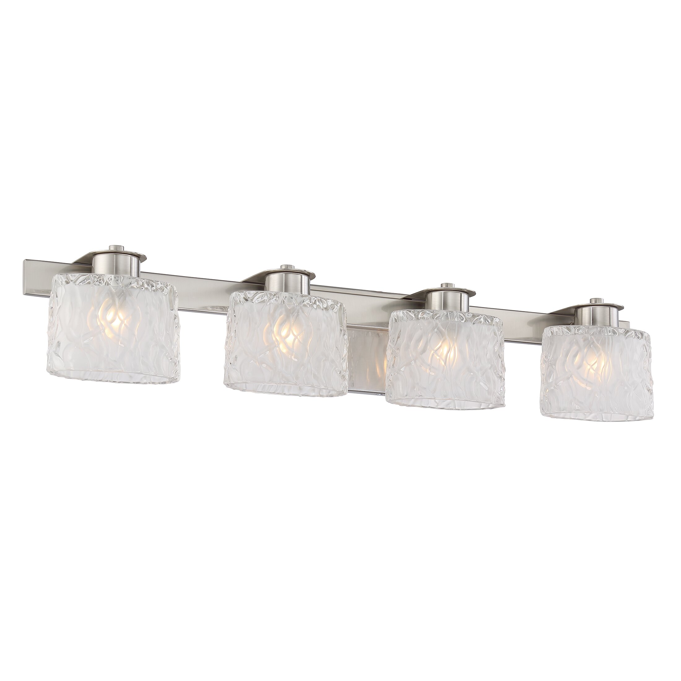 Quoizel Vanity Lights : Quoizel Seaview 4 Light Vanity light & Reviews Wayfair