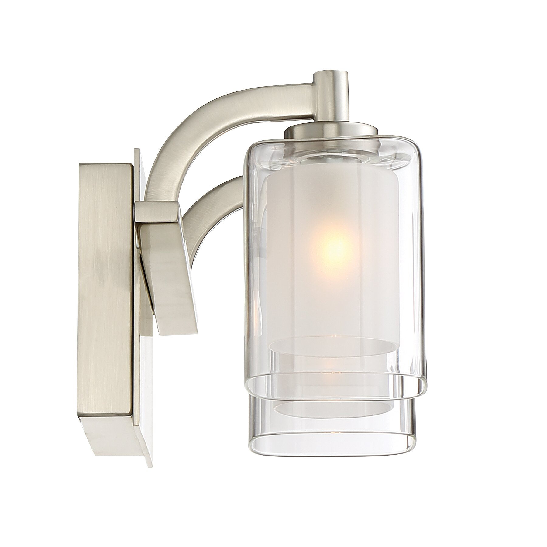 Quoizel Vanity Lights : Quoizel Kolt 2 Light Vanity light & Reviews Wayfair