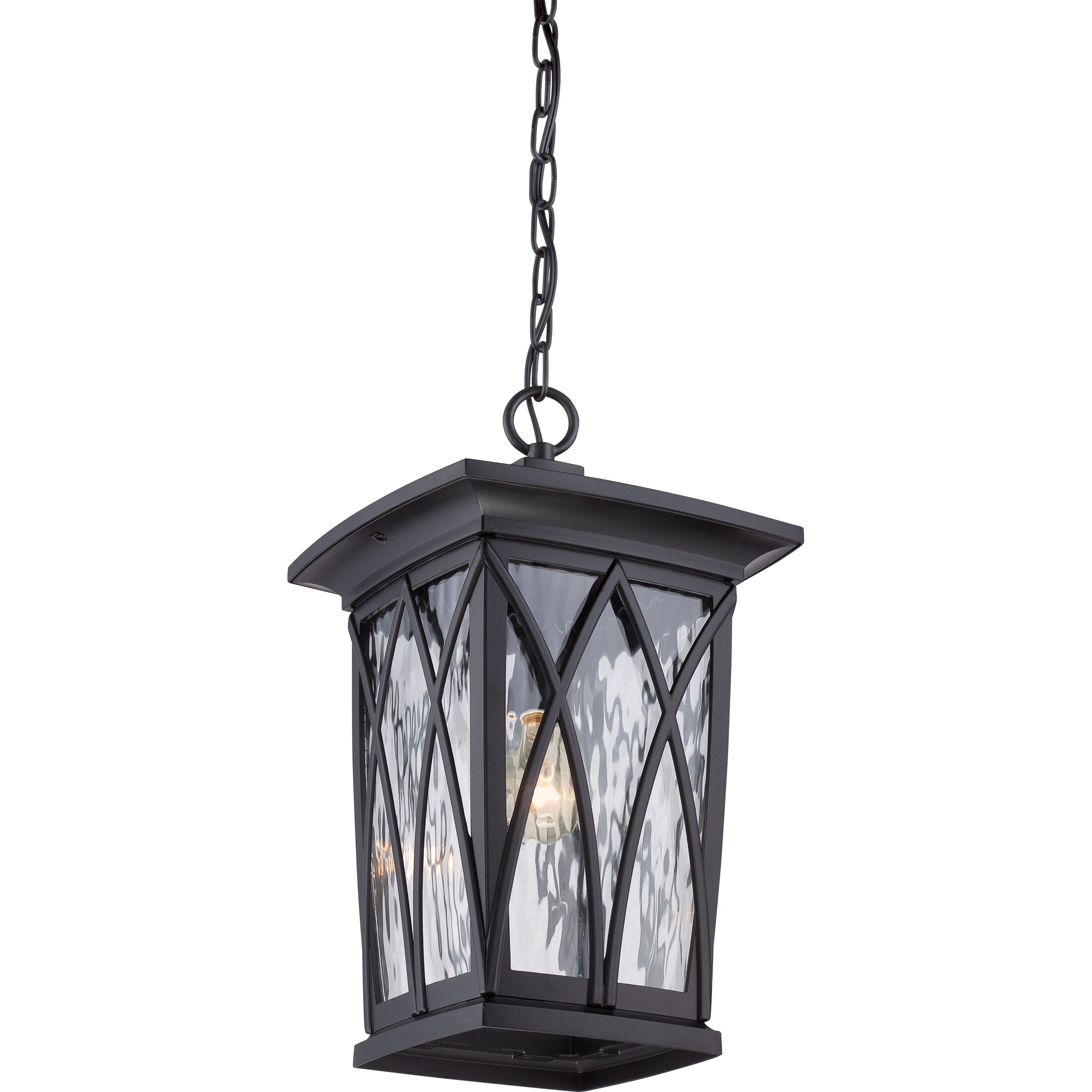 Quoizel Grover 1 Light Outdoor Hanging Lantern Wayfair