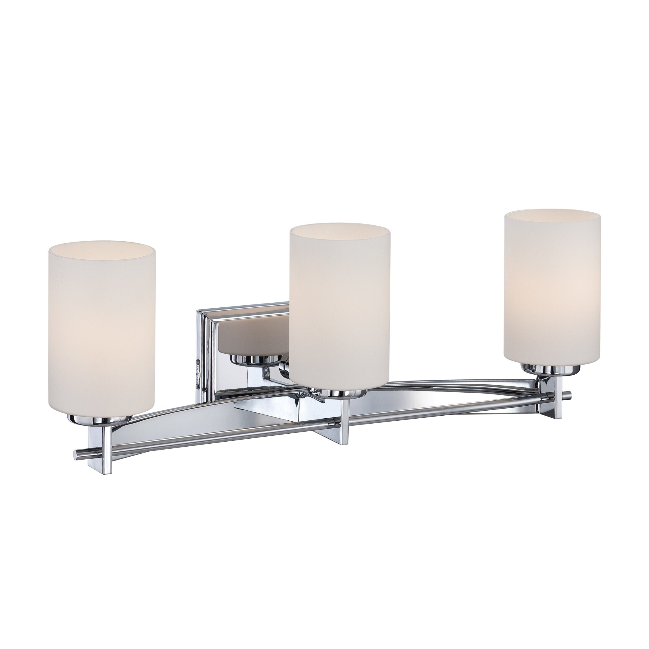 Quoizel Vanity Lights : Quoizel Taylor 3 Light Vanity Light & Reviews Wayfair