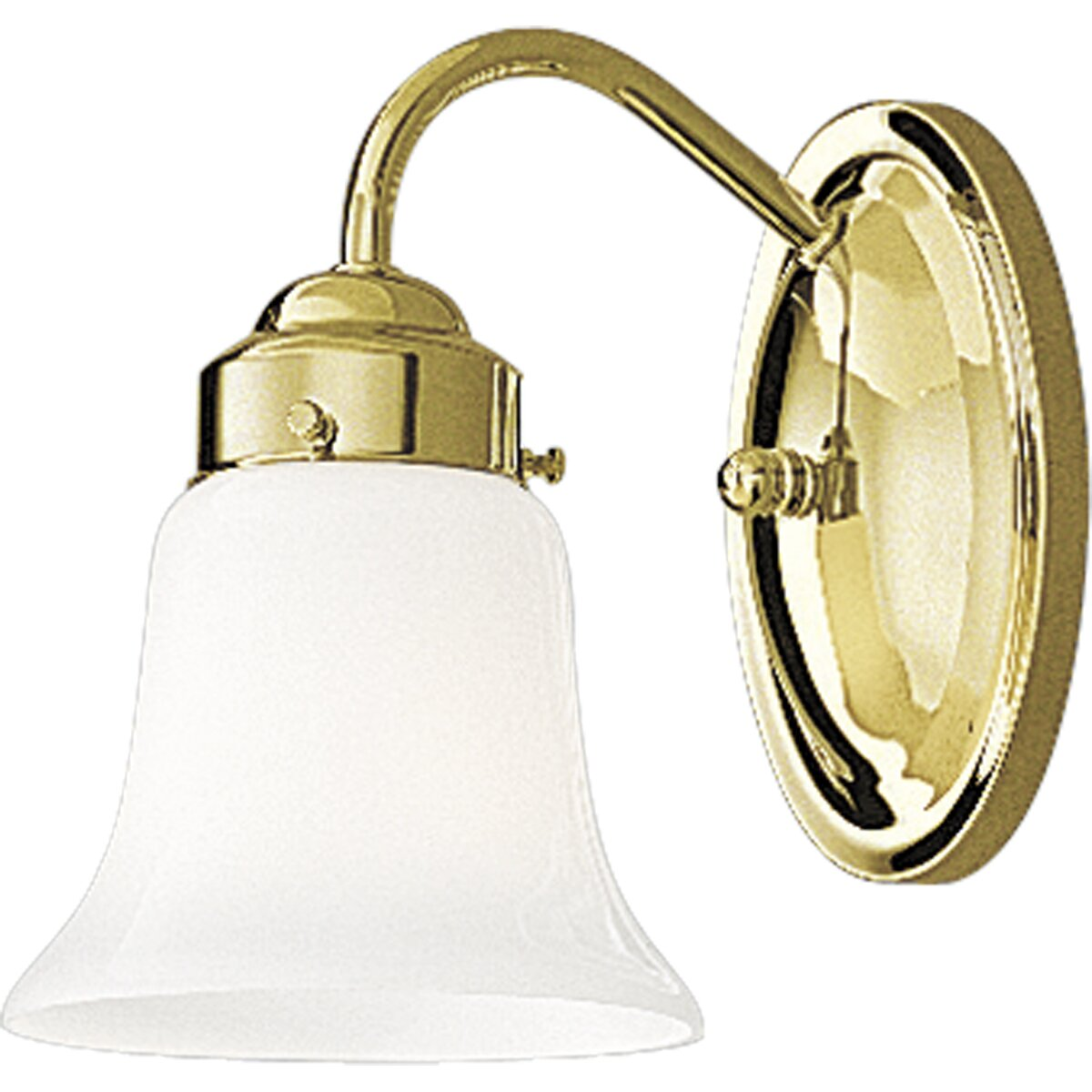 Wall Sconces At Wayfair : Progress Lighting Opal 1 Light Wall Sconce & Reviews Wayfair