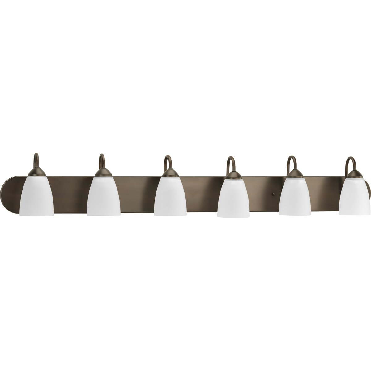 Progress Lighting 6 Light Bath Vanity Light Reviews Wayfair