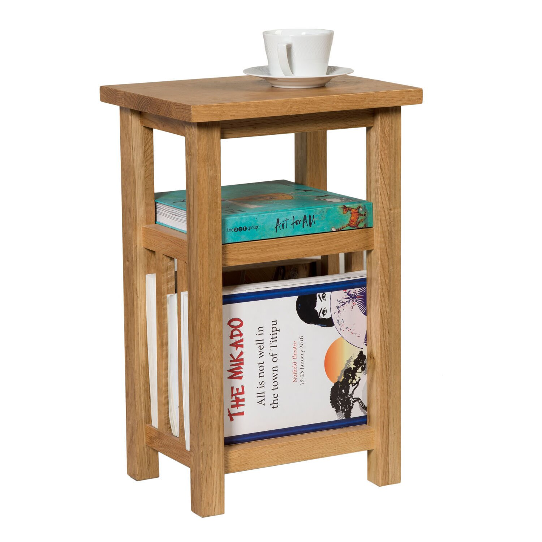 Hallowood Furniture New Waverly Magazine Table Reviews Wayfair Uk