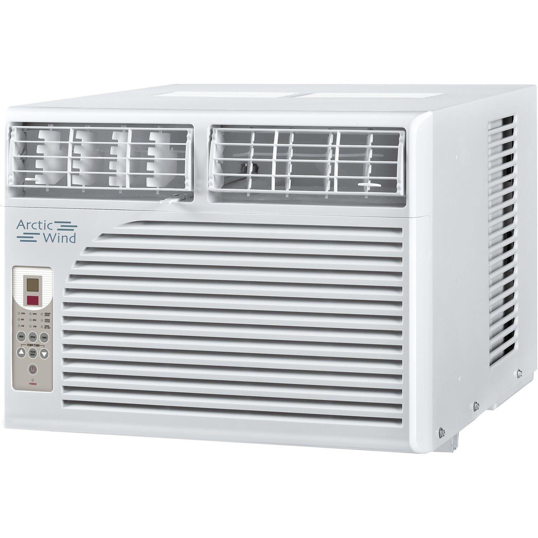 BTU Energy Star Window Air Conditioner with Remote & Reviews Wayfair #695E49