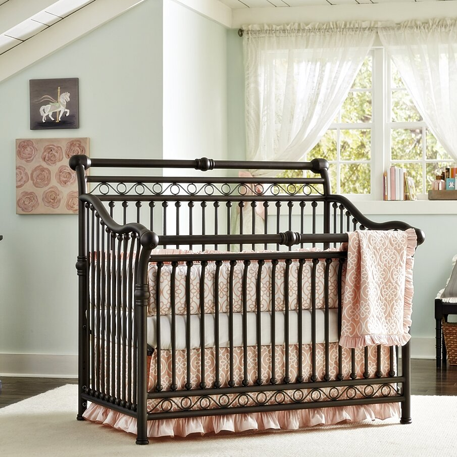 Baby S Dream Furniture Inc Cirque Convertible Crib