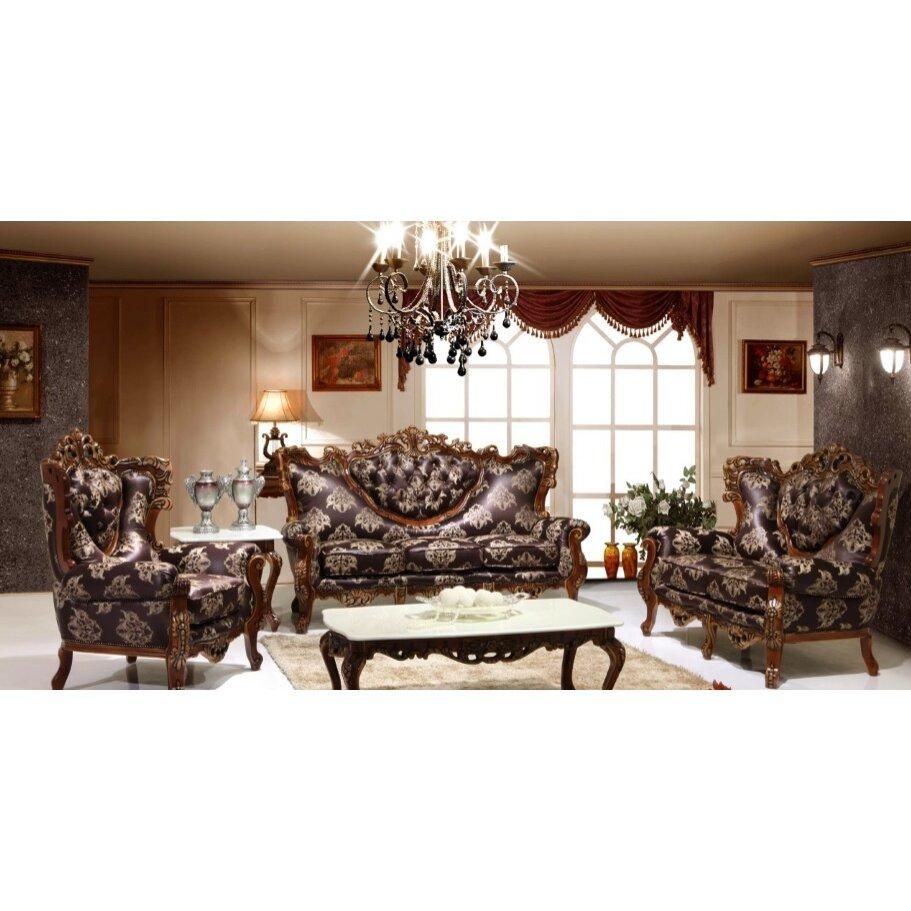 Joseph louis home furnishings 3 piece living room set for Living room sets under 1 000