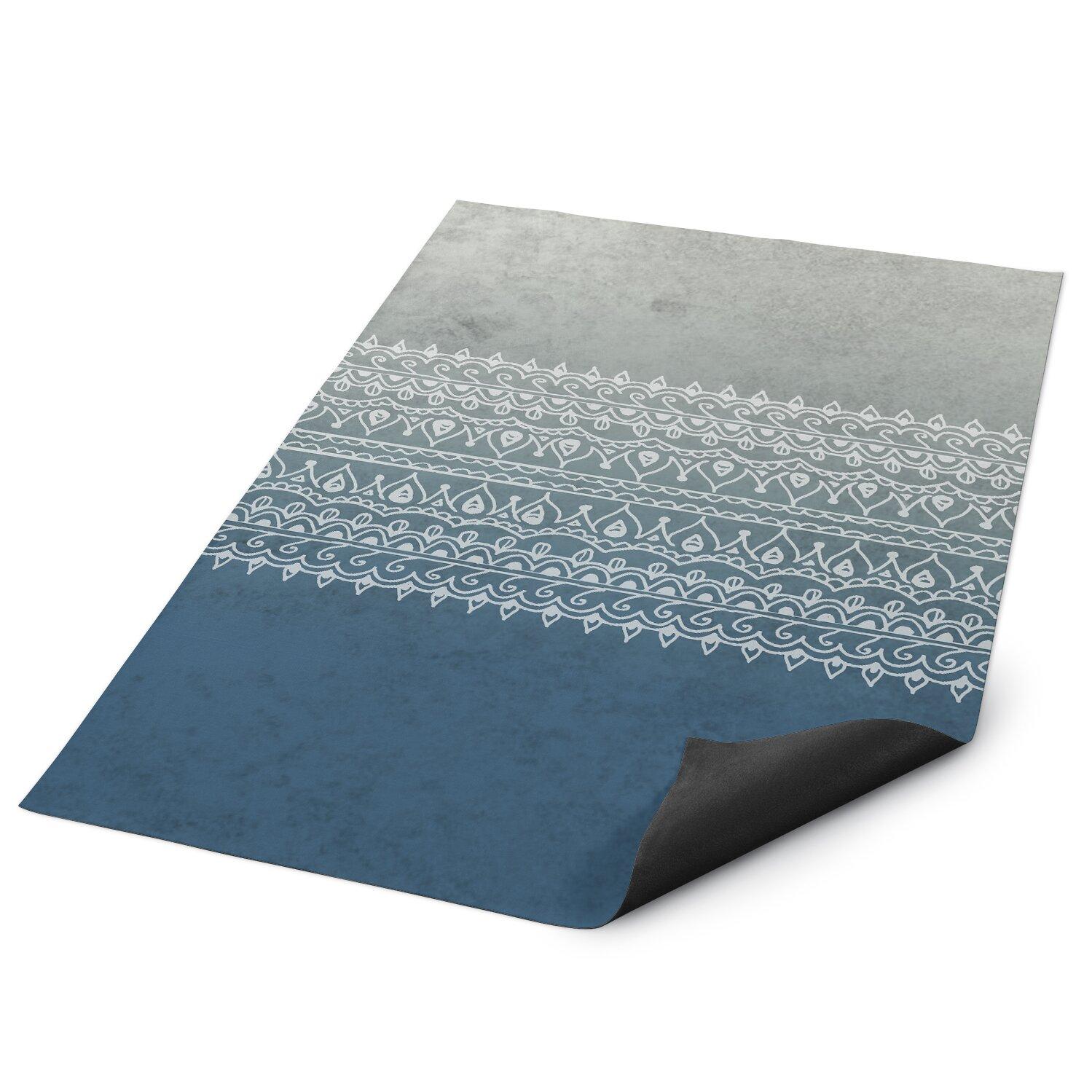 kavka apostrophe indoor outdoor floor mat wayfair. Black Bedroom Furniture Sets. Home Design Ideas