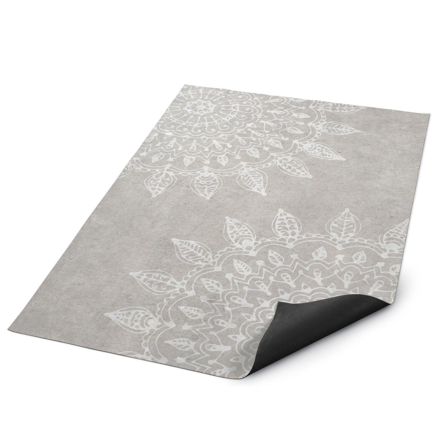 Kavka Gray Indoor Outdoor Floor Mat Amp Reviews Wayfair