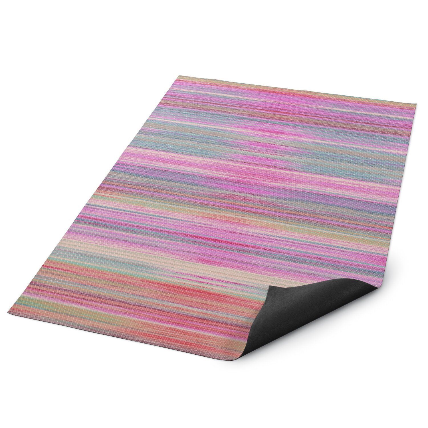Kavka Abstract Sunset Indoor Outdoor Door Mat Wayfair