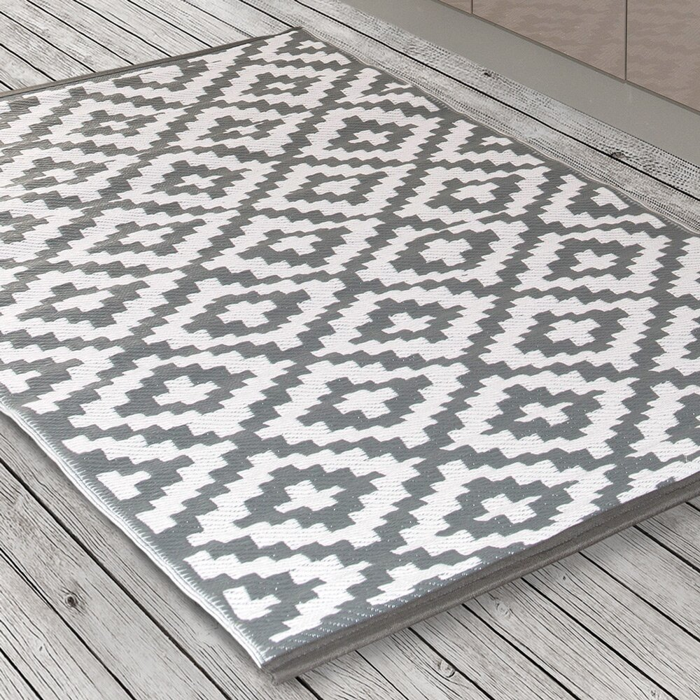 Black And White Playroom Area Rug