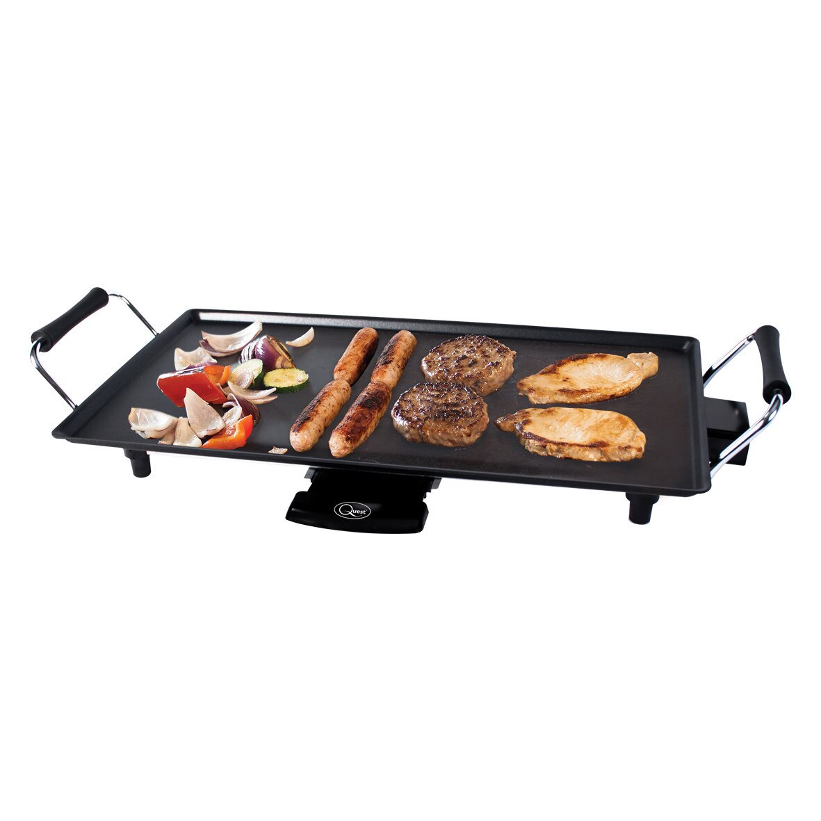 benross quest electric teppanyaki grill wayfair uk. Black Bedroom Furniture Sets. Home Design Ideas