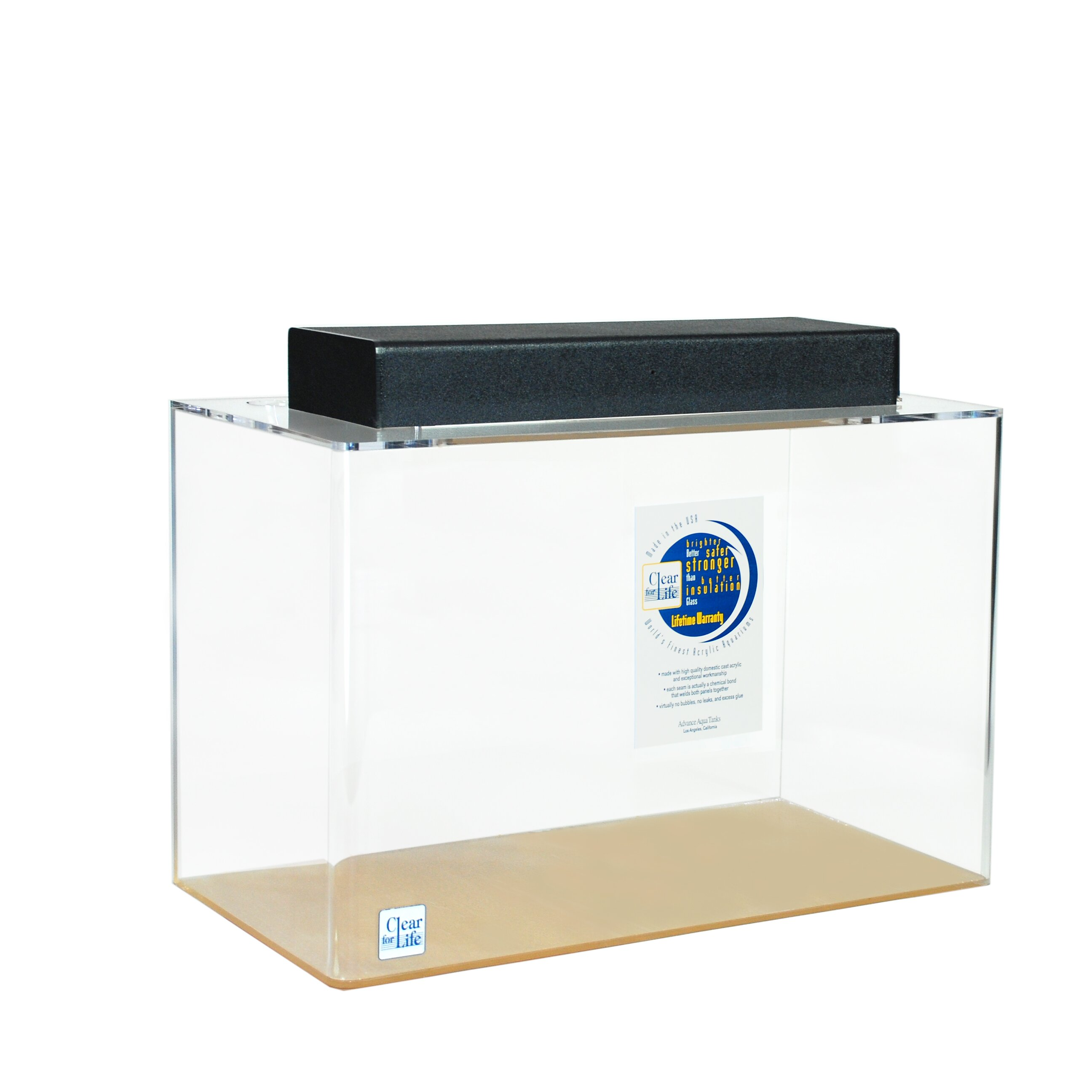 Clear for Life Deluxe Aquariums @Fish Tanks Direct
