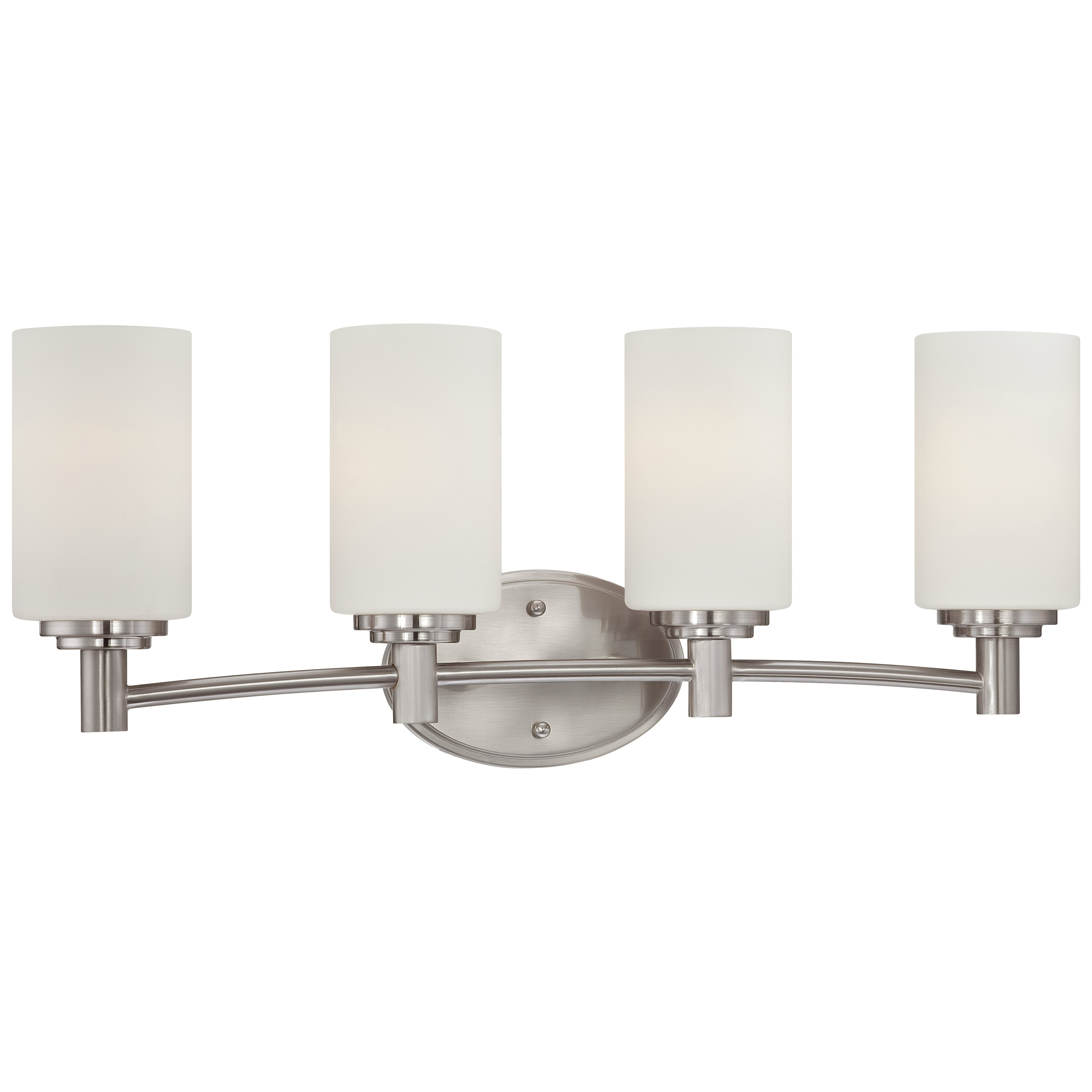 Thomas Lighting Pittman 4 Light Vanity Light Reviews Wayfair