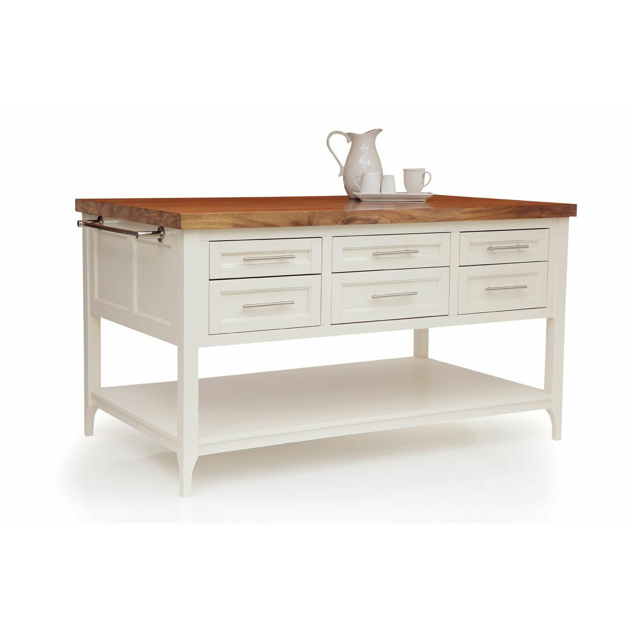 Kitchen Island Furniture: 222 Fifth Furniture Gramercy Kitchen Island