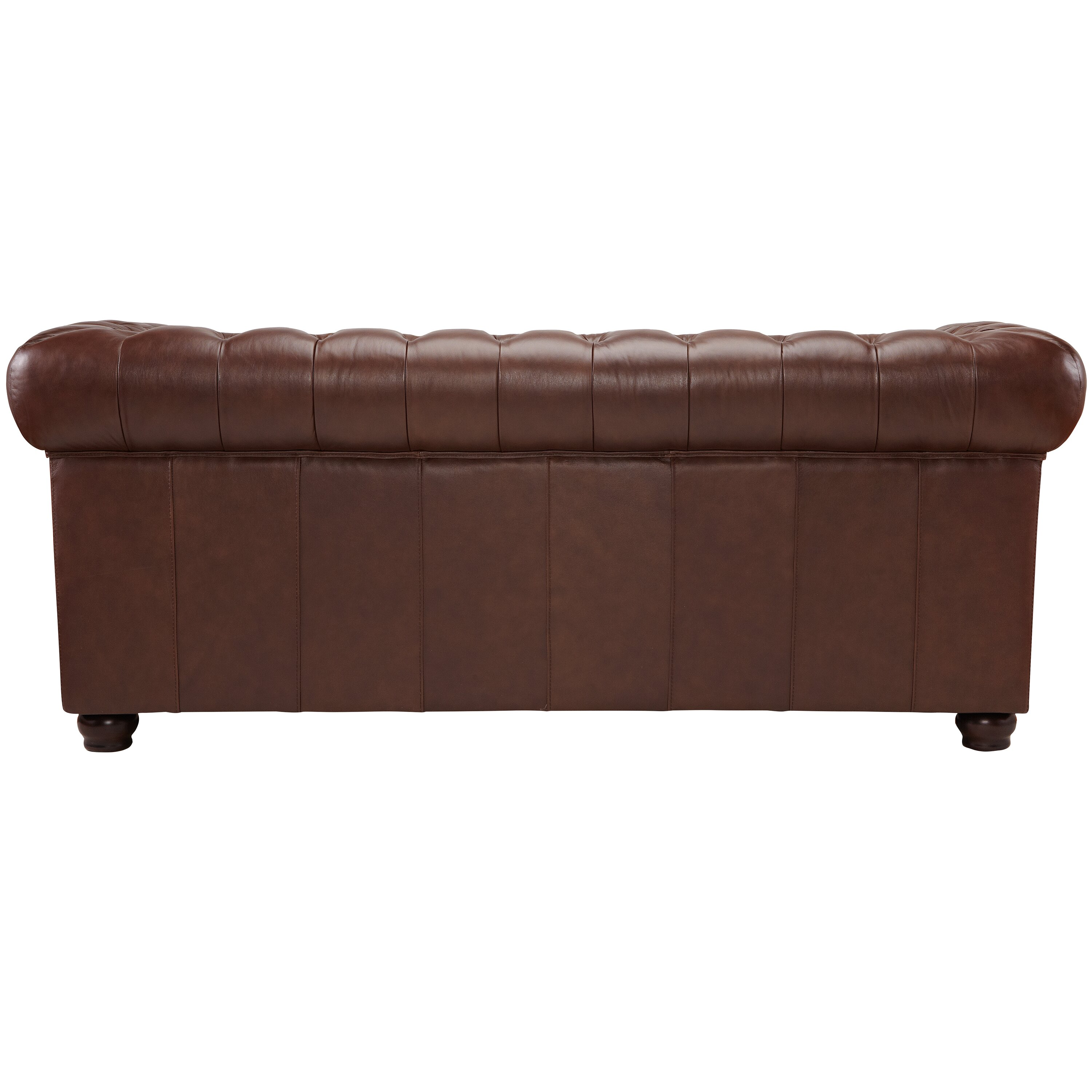 Dlnd Decoro Barrister Stationary Leather Sofa Amp Reviews