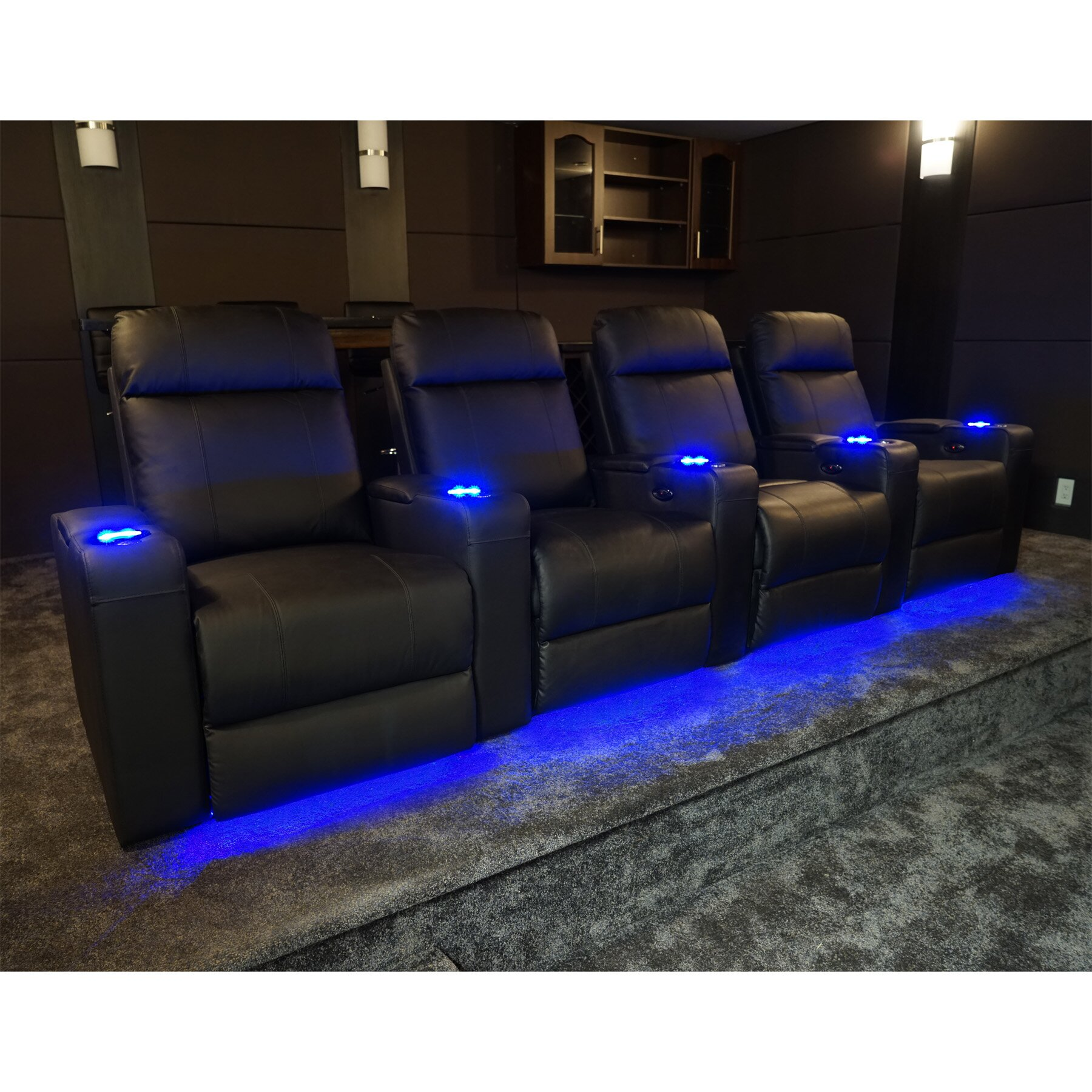 Theater One Seating Andromeda Home Theatre Power Recliner