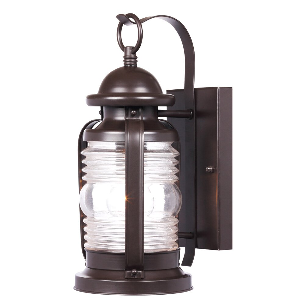 Westinghouse Lighting Weatherby 1 Light Outdoor Wall