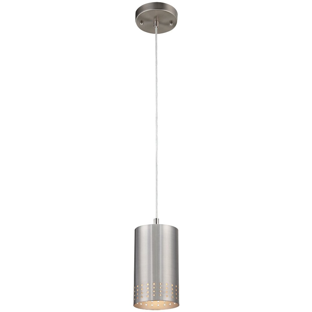 Kitchen Lighting Pendant Brushed Nickel