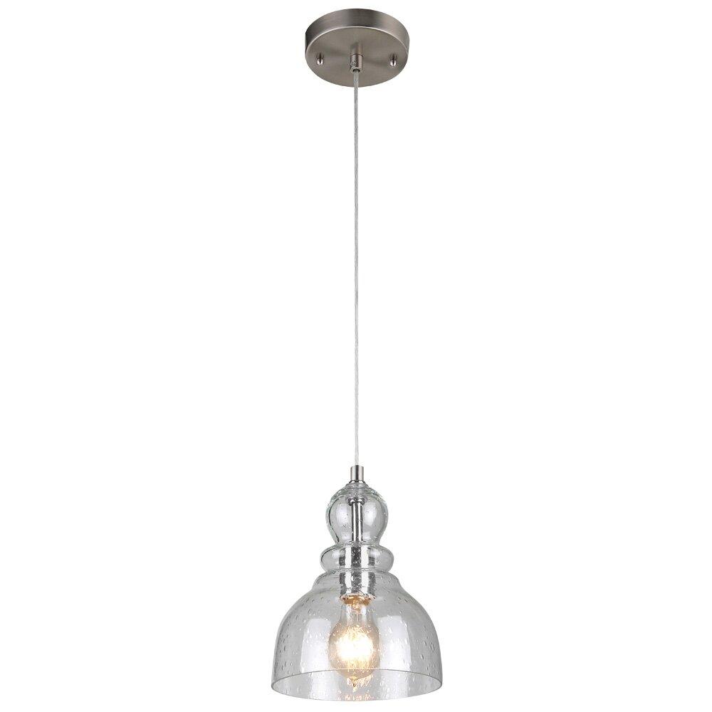 Westinghouse Lighting 1 Light Mini Pendant Amp Reviews Wayfair